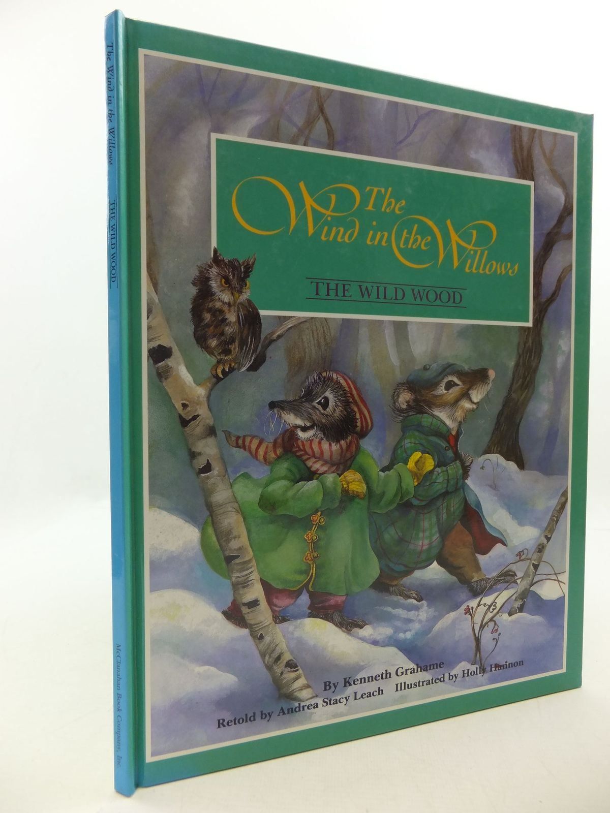 Photo of THE WIND IN THE WILLOWS THE WILD WOOD- Stock Number: 2112435