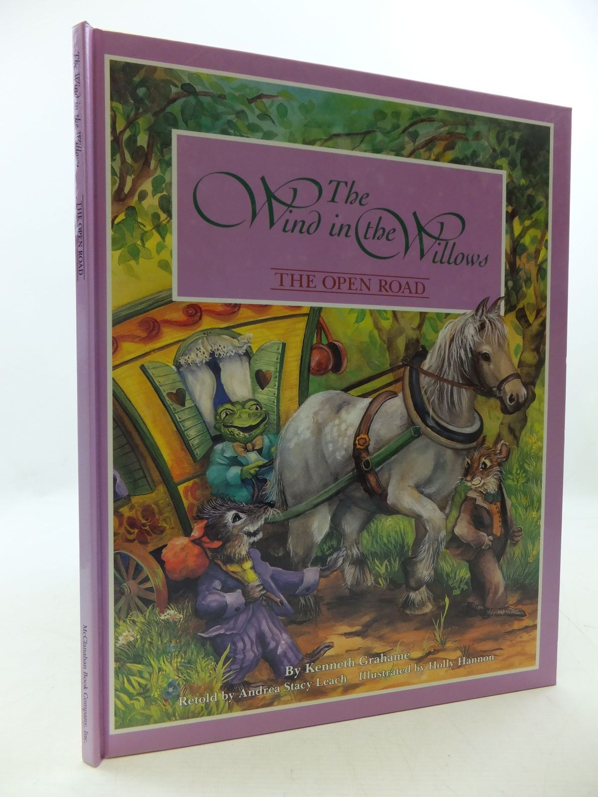 Photo of THE WIND IN THE WILLOWS THE OPEN ROAD- Stock Number: 2112436