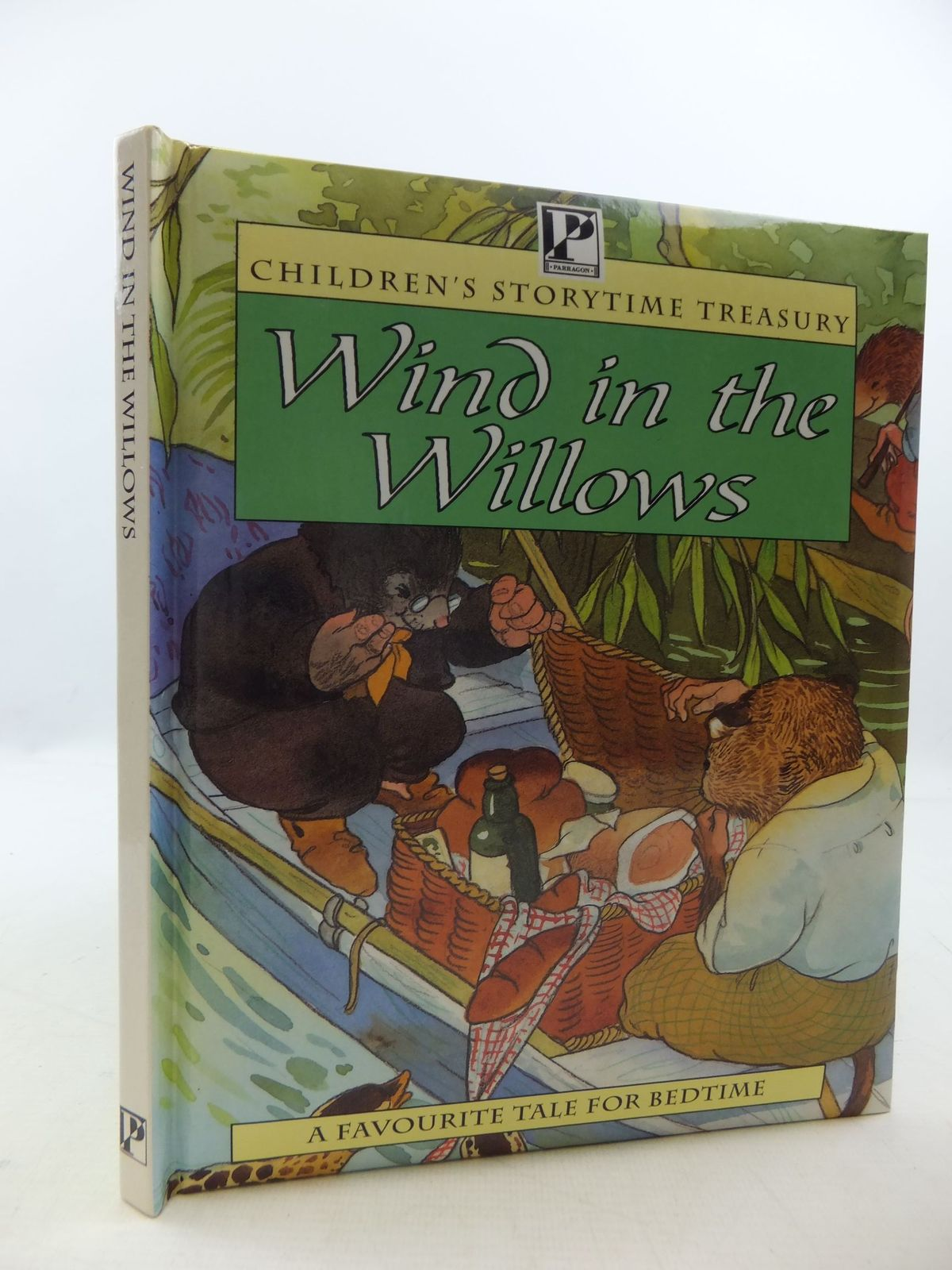 Photo of WIND IN THE WILLOWS written by Grahame, Kenneth illustrated by Downer, Maggie published by Parragon Book Service Ltd. (STOCK CODE: 2112479)  for sale by Stella & Rose's Books