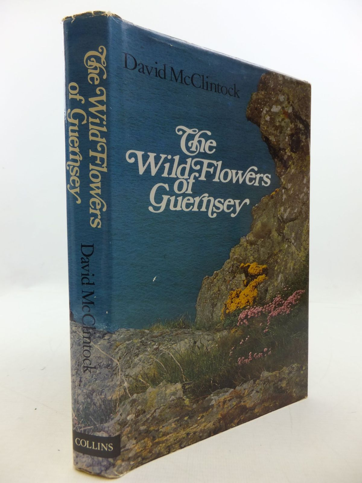 Photo of THE WILD FLOWERS OF GUERNSEY written by McClintock, David published by Collins (STOCK CODE: 2112498)  for sale by Stella & Rose's Books
