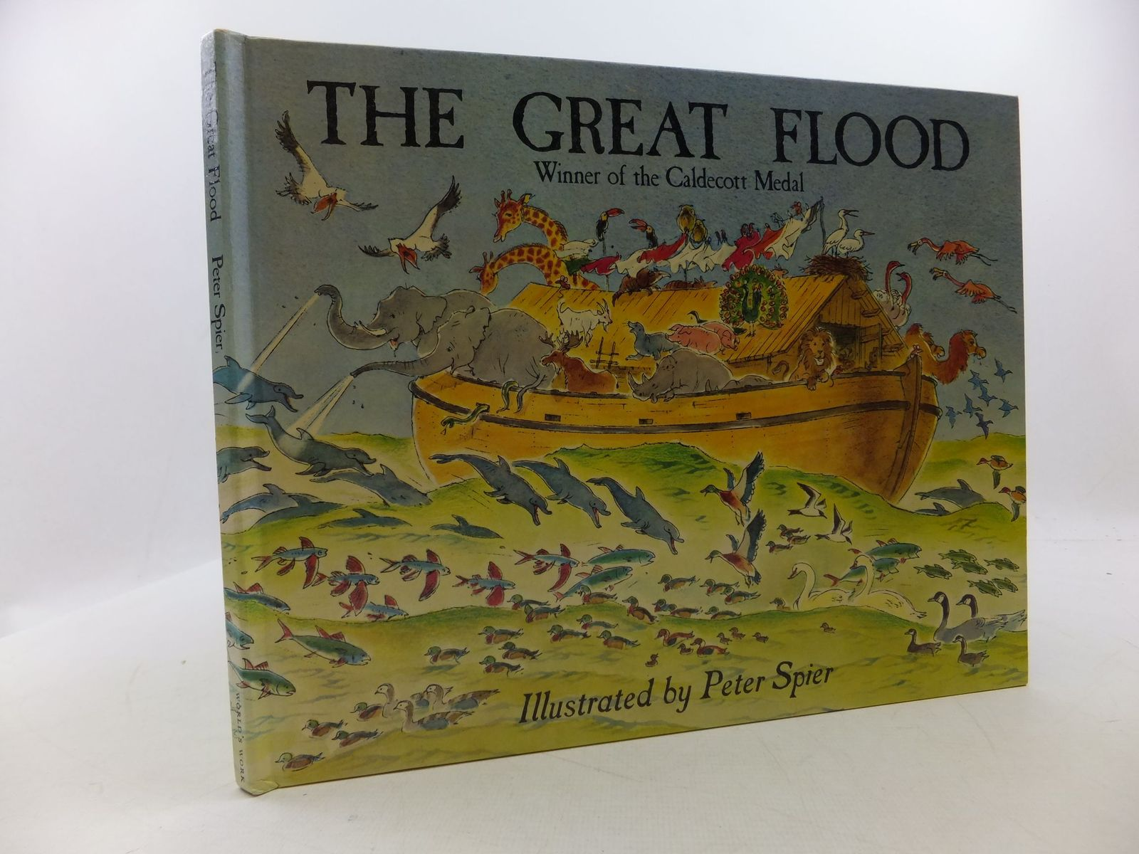 Photo of THE GREAT FLOOD- Stock Number: 2112582