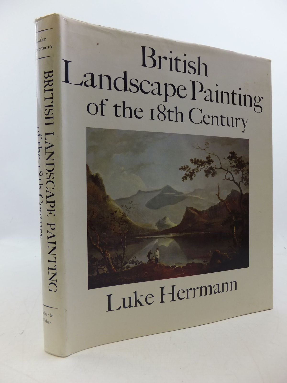 Photo of BRITISH LANDSCAPE PAINTING OF THE EIGHTEENTH CENTURY written by Herrmann, Luke published by Faber & Faber (STOCK CODE: 2112679)  for sale by Stella & Rose's Books