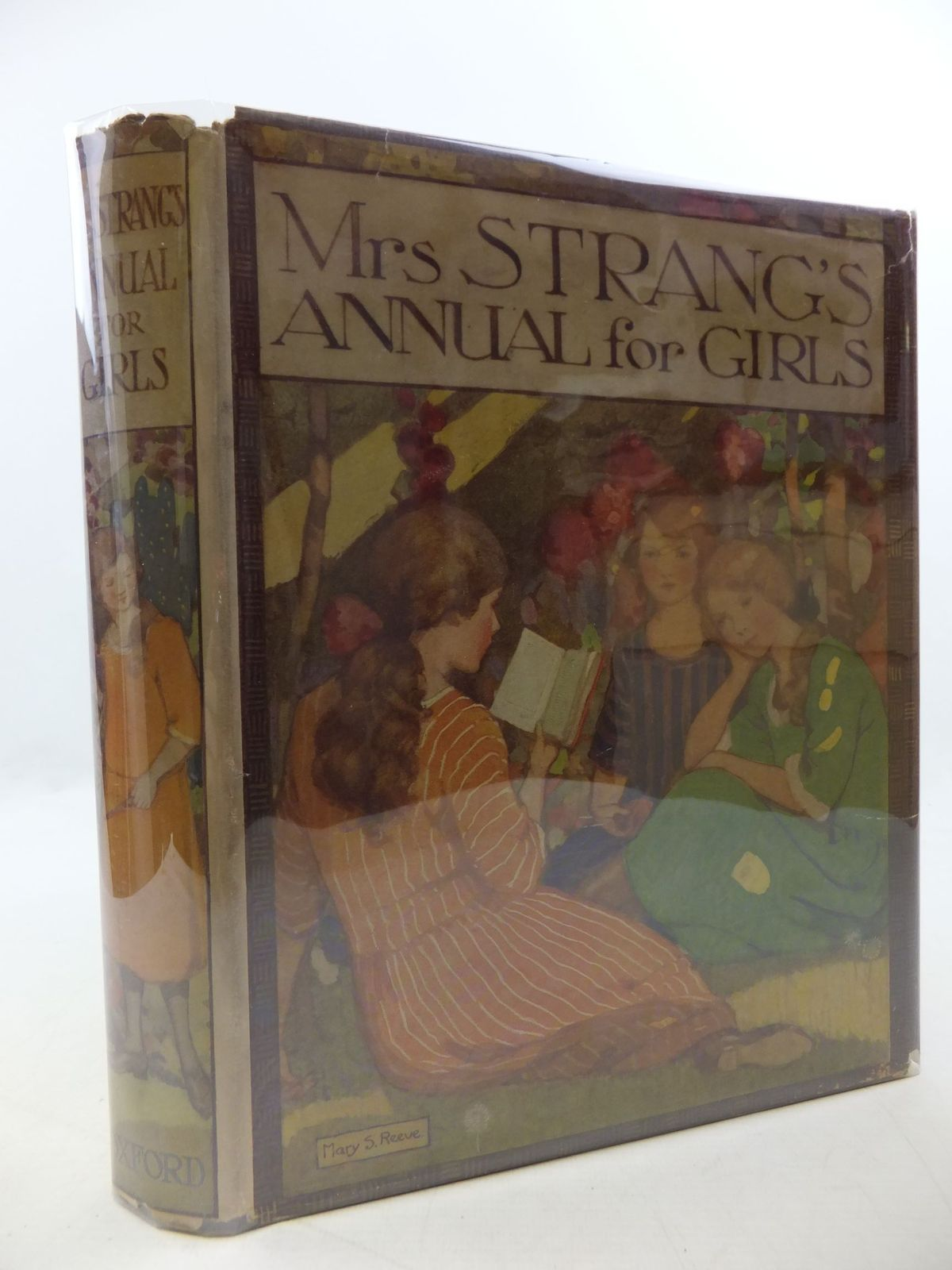 Photo of MRS STRANG'S ANNUAL FOR GIRLS- Stock Number: 2112786