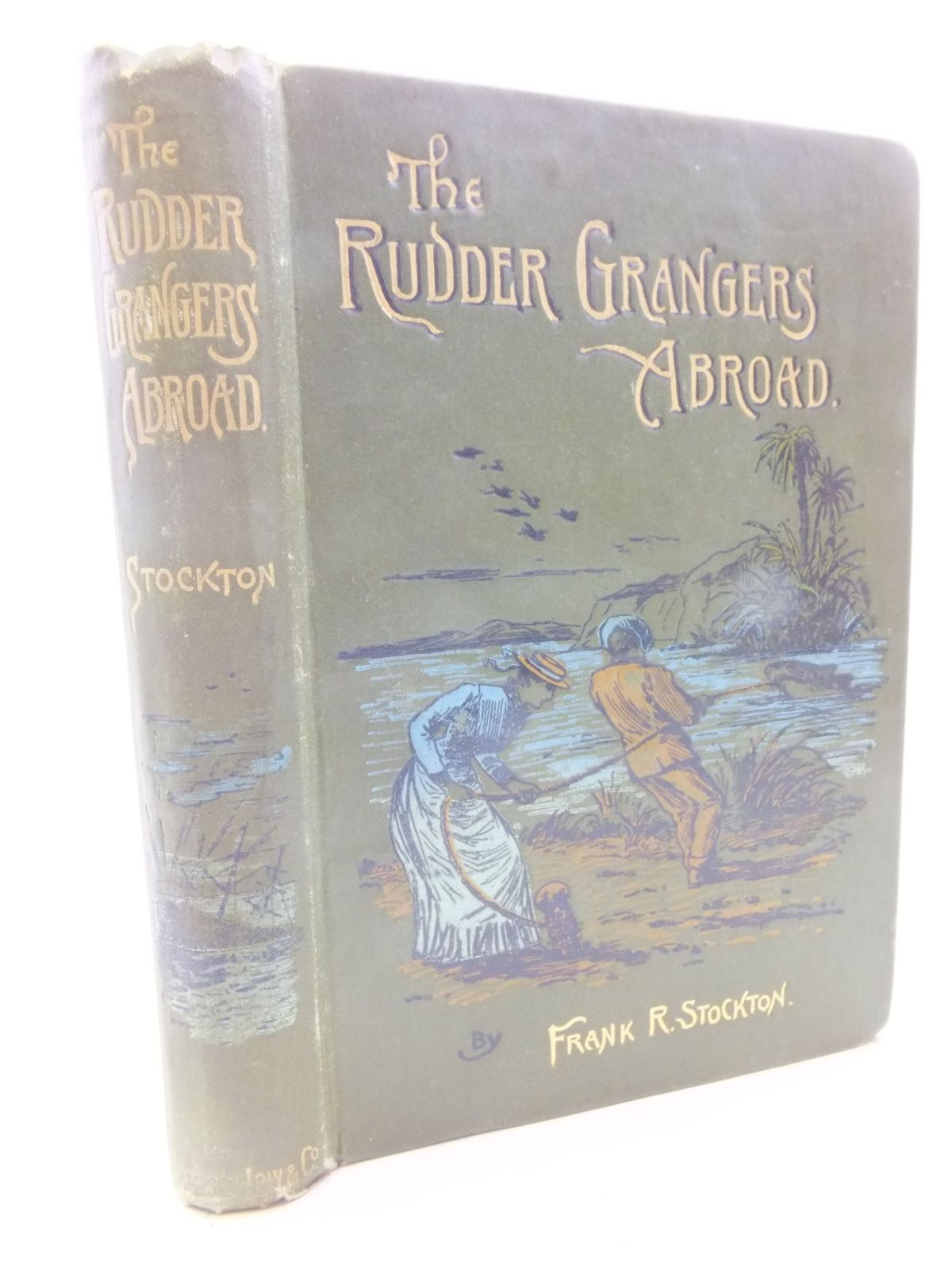 Photo of THE RUDDER GRANGERS ABROAD- Stock Number: 2112877