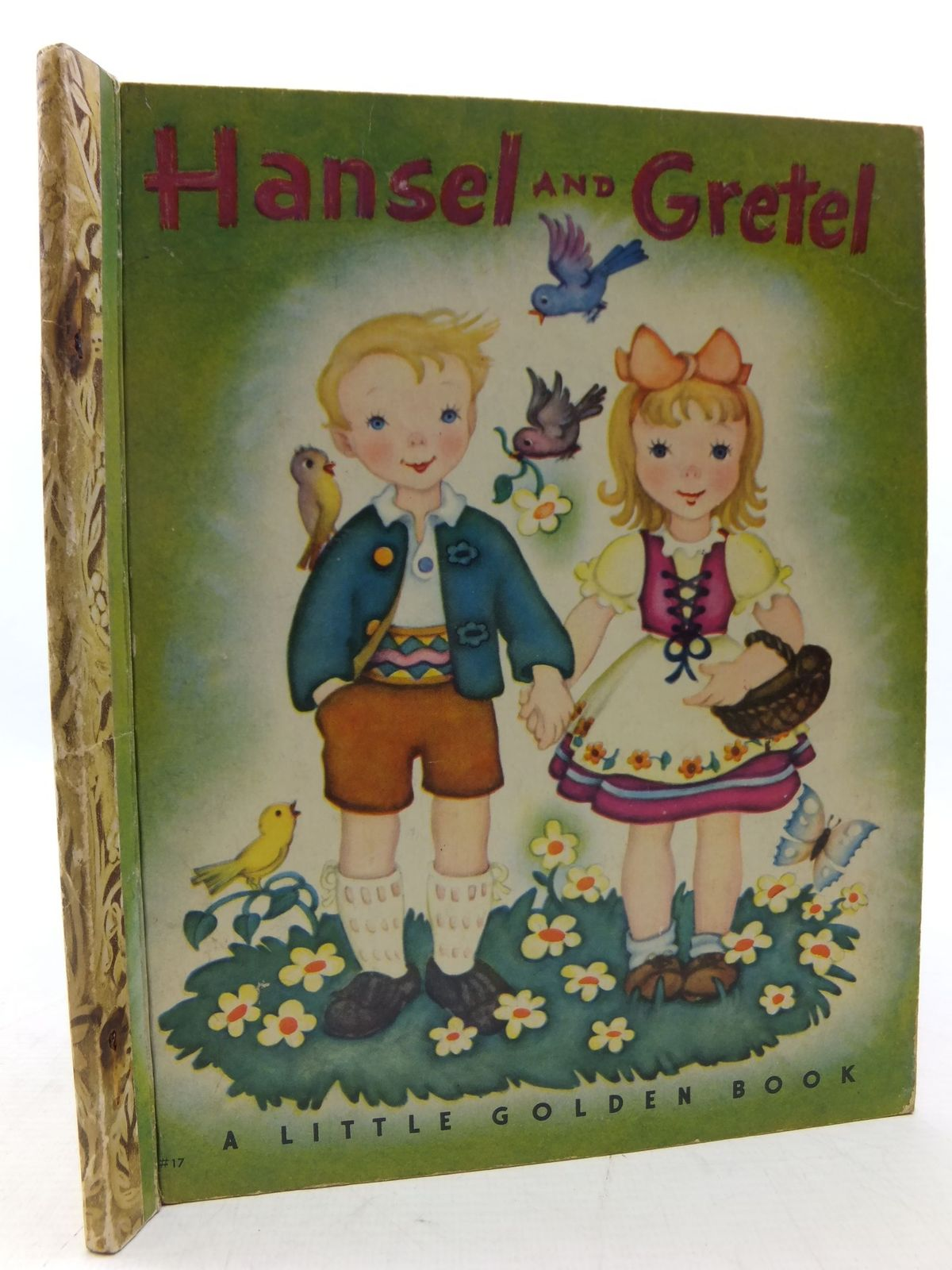 Photo of HANSEL AND GRETEL written by Grimm, Jacob<br />Grimm, Wilhelm illustrated by Weihs, Erika published by Simon &amp; Schuster (STOCK CODE: 2112882)  for sale by Stella & Rose's Books
