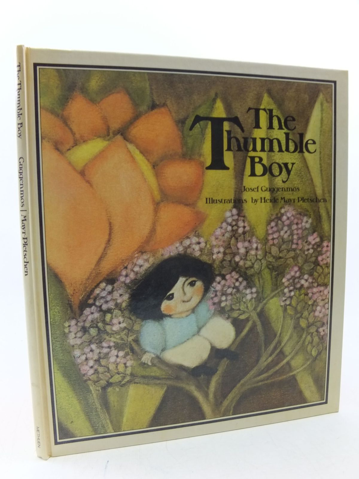 Photo of THE THUMBLE BOY written by Guggenmos, Josef Jones, Olive illustrated by Mayr-Pletschen, Heide published by Methuen Children's Books (STOCK CODE: 2112888)  for sale by Stella & Rose's Books
