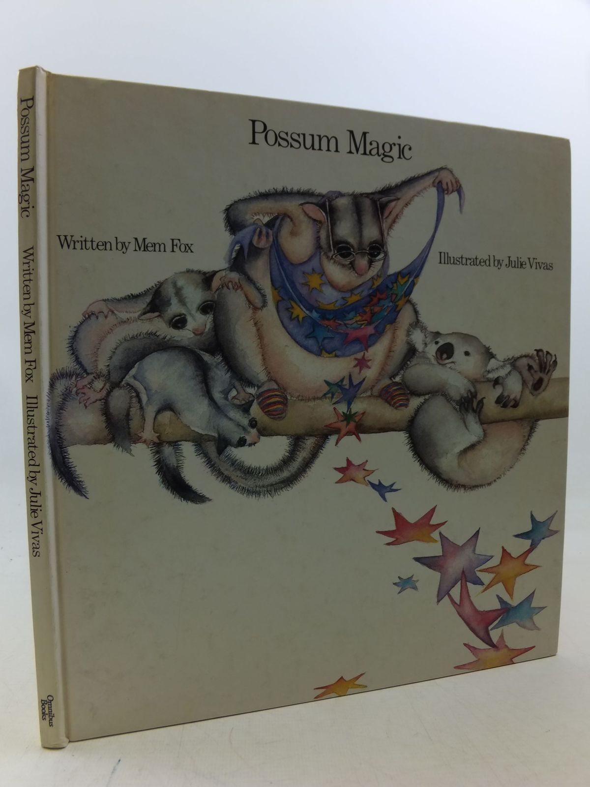 Photo of POSSUM MAGIC written by Fox, Mem illustrated by Vivas, Julie published by Omnibus Books (STOCK CODE: 2112904)  for sale by Stella & Rose's Books