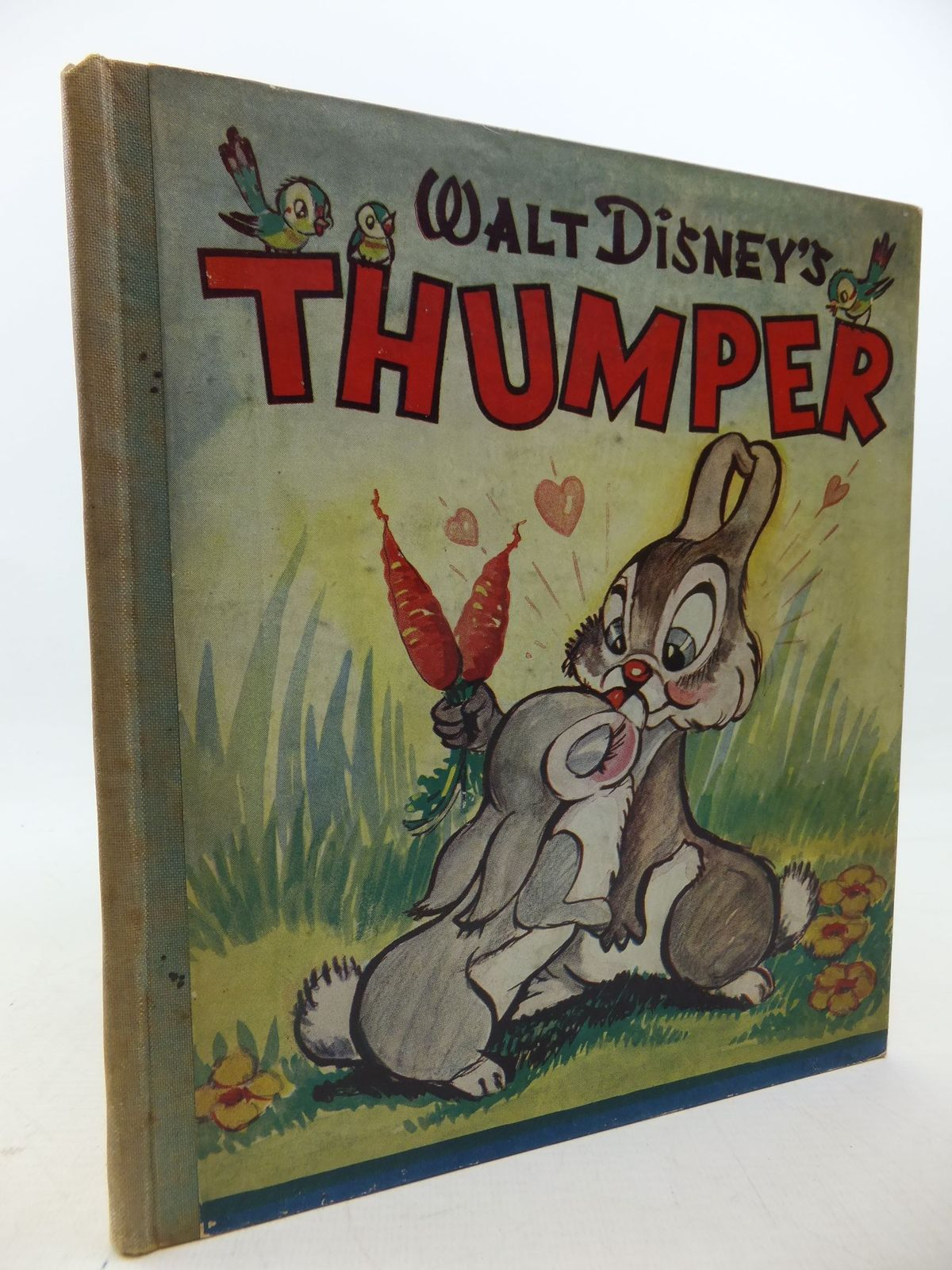Photo of THUMPER written by Disney, Walt published by Collins (STOCK CODE: 2112992)  for sale by Stella & Rose's Books
