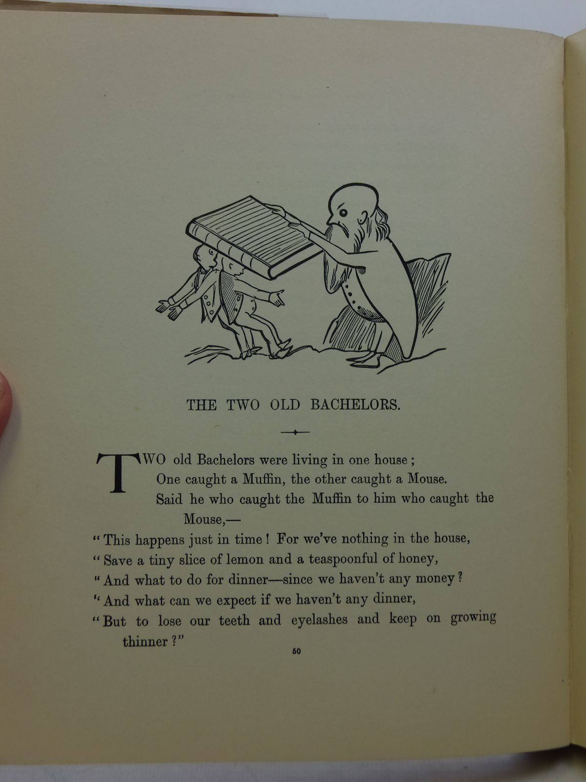Photo of NONSENSE SONGS AND STORIES written by Lear, Edward illustrated by Lear, Edward published by Frederick Warne & Co Ltd. (STOCK CODE: 2113050)  for sale by Stella & Rose's Books