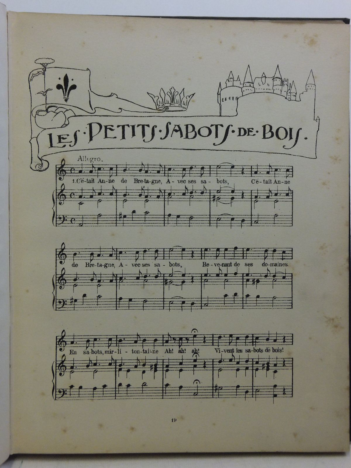 Photo of OLD FRENCH NURSERY SONGS written by Mansion, Horace illustrated by Anderson, Anne published by George G. Harrap & Company (STOCK CODE: 2113061)  for sale by Stella & Rose's Books