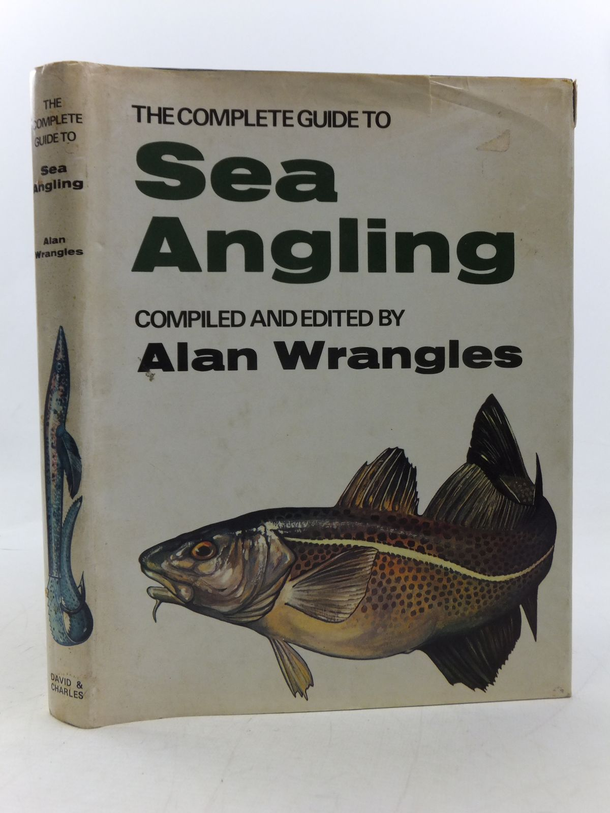 Photo of THE COMPLETE GUIDE TO SEA ANGLING- Stock Number: 2113081