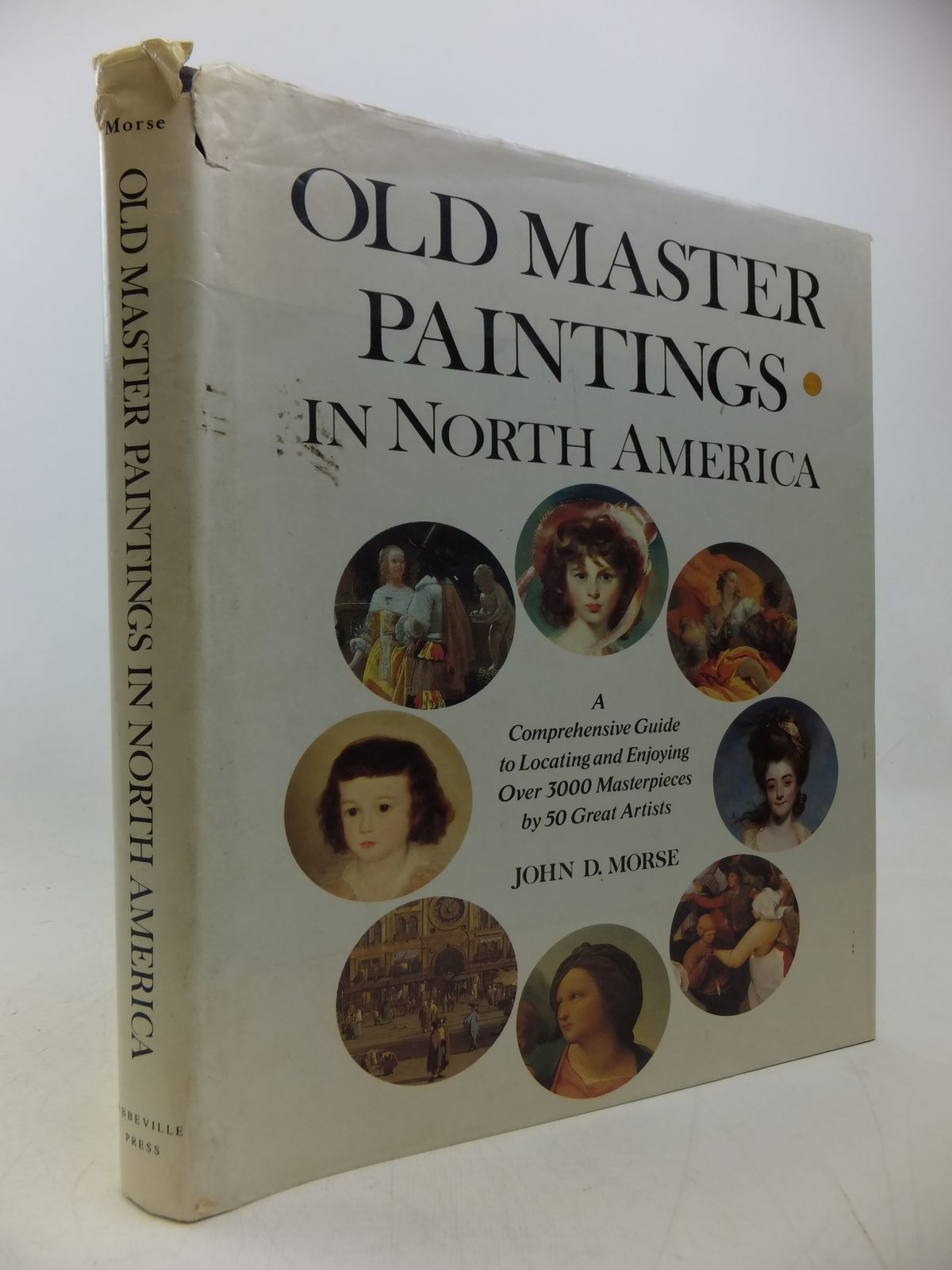 Photo of OLD MASTER PAINTINGS IN NORTH AMERICA written by Morse, John D. published by Abbeville Press (STOCK CODE: 2113174)  for sale by Stella & Rose's Books
