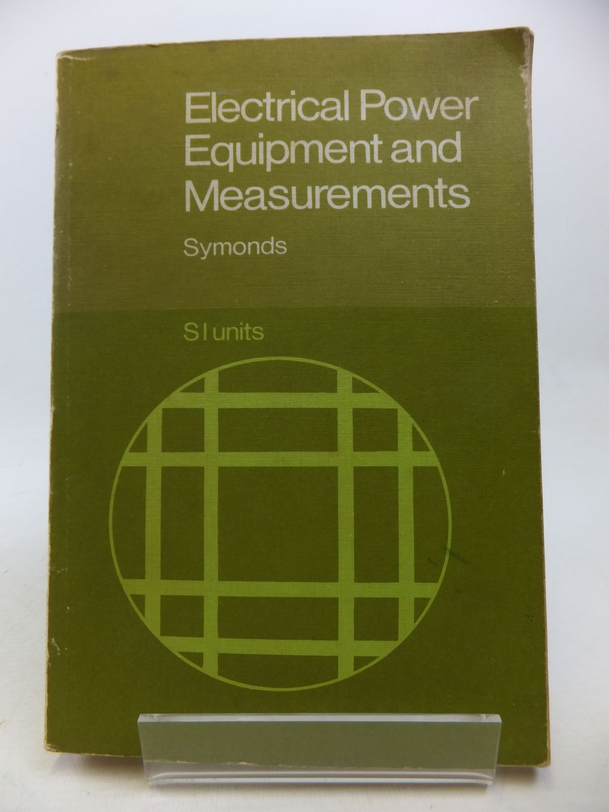 Photo of ELECTRICAL POWER EQUIPMENT AND MEASUREMENTS- Stock Number: 2113179