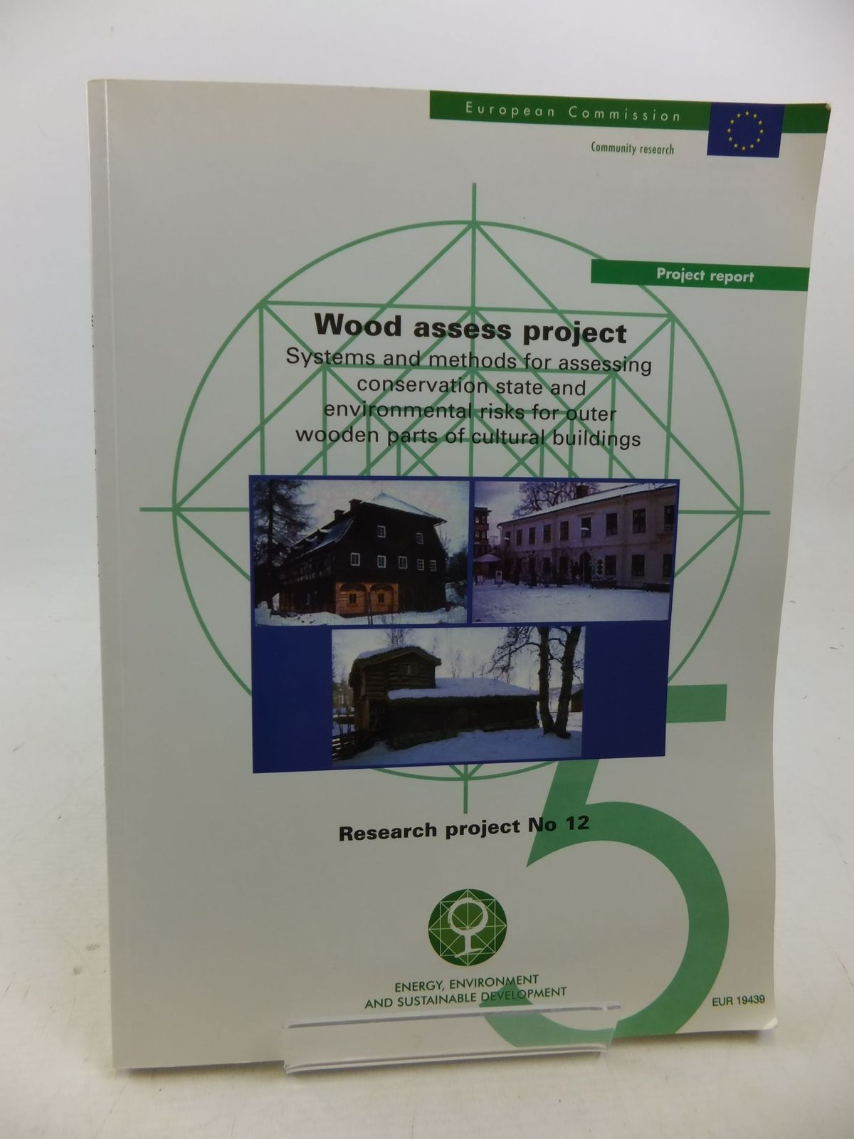 Photo of WOOD ASSESS PROJECT: RESEARCH REPORT No. 12- Stock Number: 2113523