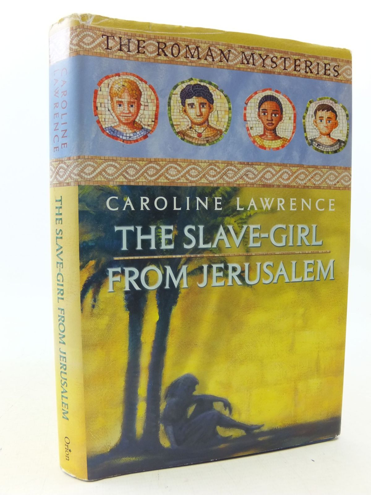Photo of THE SLAVE-GIRL FROM JERUSALEM- Stock Number: 2113589