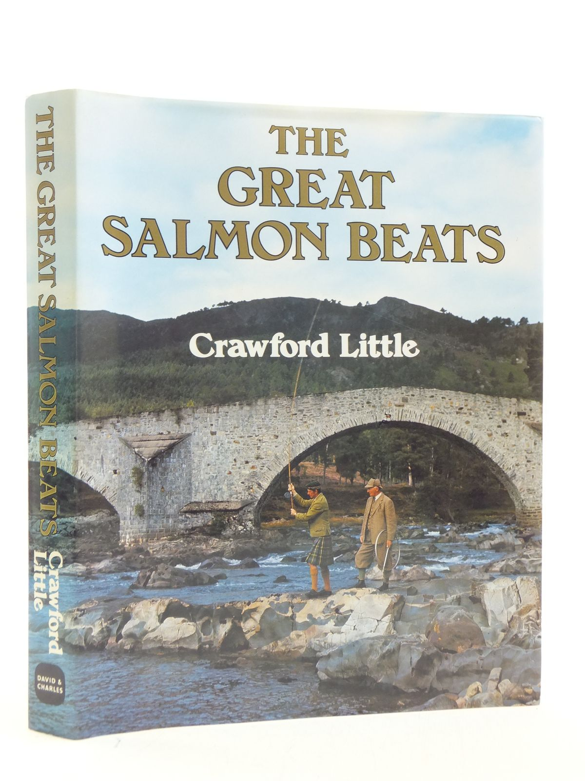 Photo of THE GREAT SALMON BEATS written by Little, Crawford published by David & Charles (STOCK CODE: 2113726)  for sale by Stella & Rose's Books