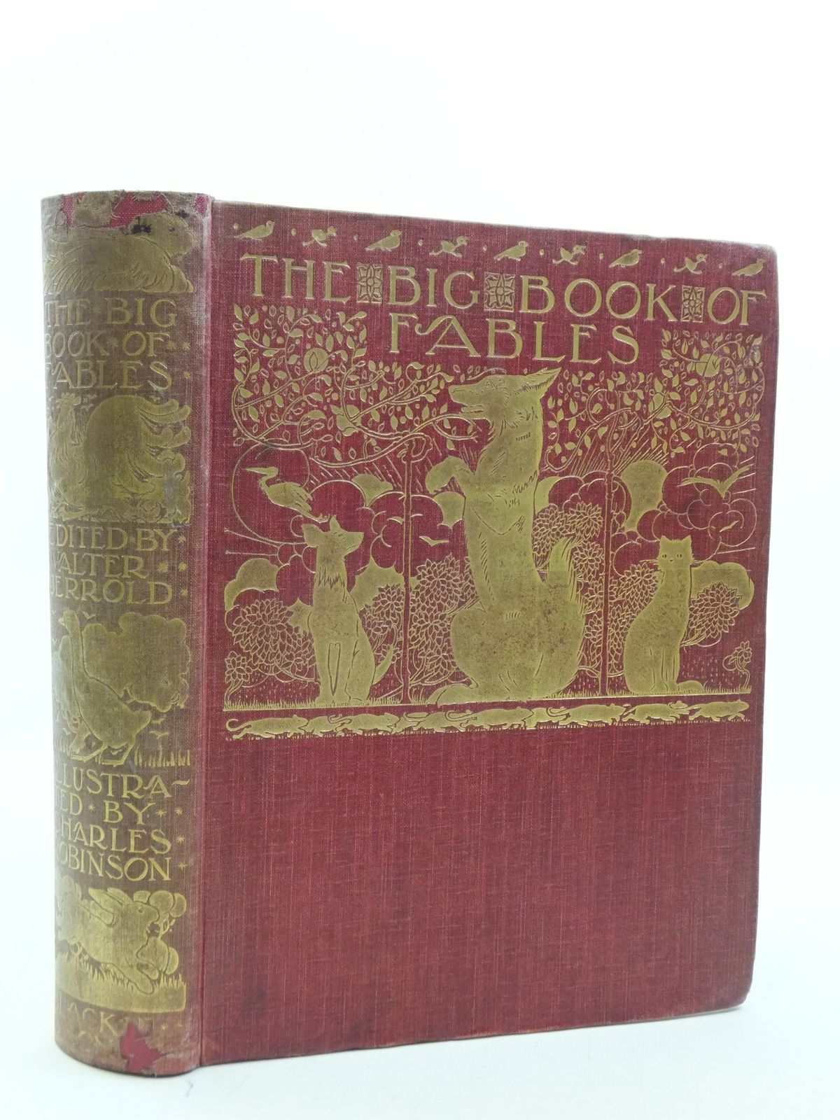 Photo of THE BIG BOOK OF FABLES- Stock Number: 2113864
