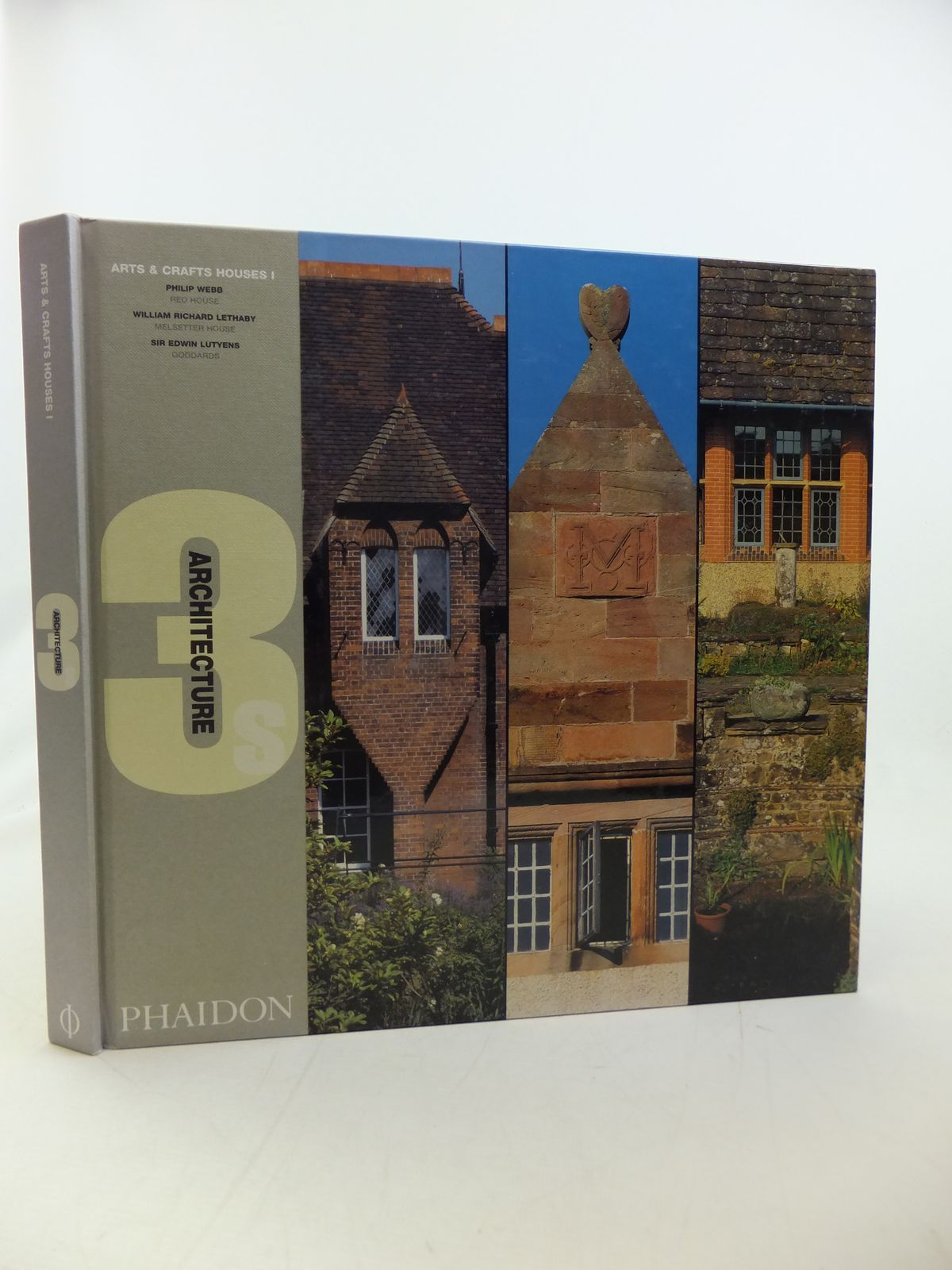 Photo of ARTS & CRAFTS HOUSES I (ARCHITECTURE 3S) written by Dunlop, Beth Hollamby, Edward Garnham, Trevor Edwards, Brian published by Phaidon Press Limited (STOCK CODE: 2114050)  for sale by Stella & Rose's Books