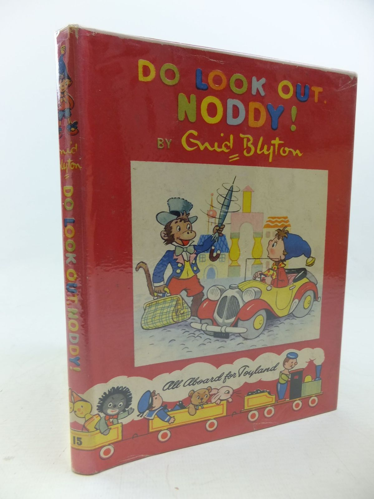 Photo of DO LOOK OUT, NODDY!- Stock Number: 2114122