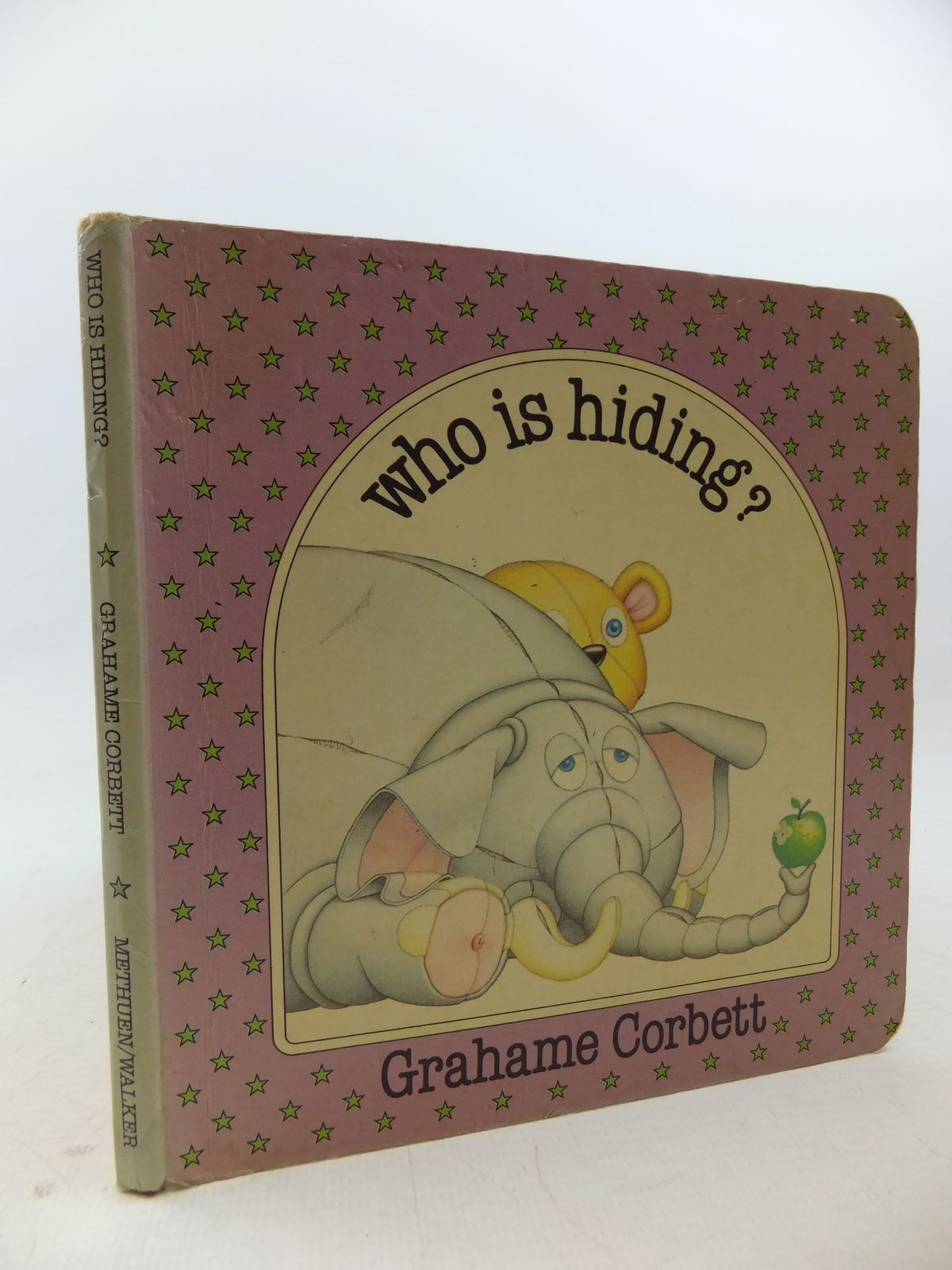 Photo of WHO IS HIDING? illustrated by Corbett, Grahame published by Methuen Walker Books (STOCK CODE: 2114147)  for sale by Stella & Rose's Books
