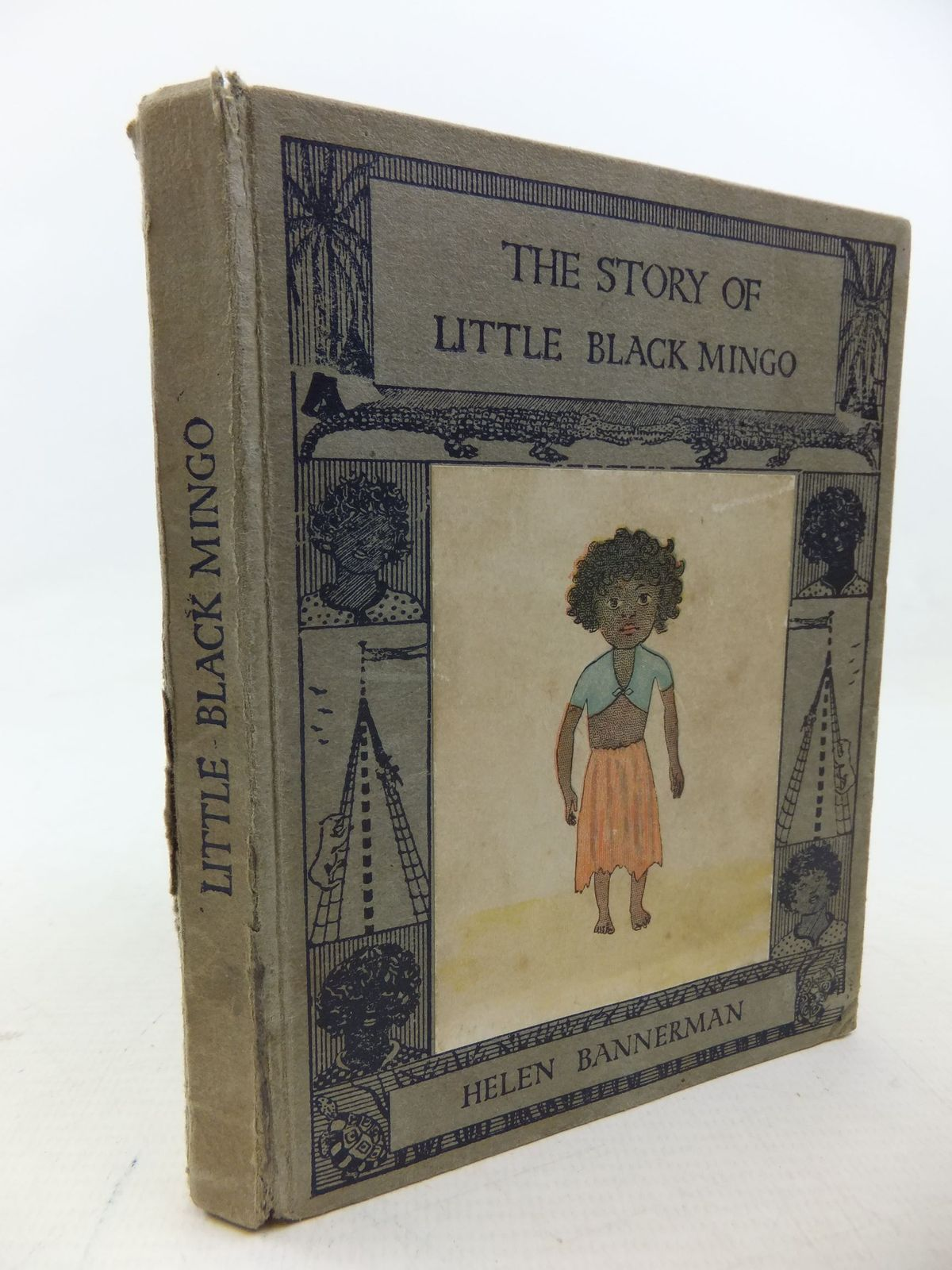 Photo of THE STORY OF LITTLE BLACK MINGO written by Bannerman, Helen illustrated by Bannerman, Helen published by Nisbet & Co. Ltd. (STOCK CODE: 2114330)  for sale by Stella & Rose's Books