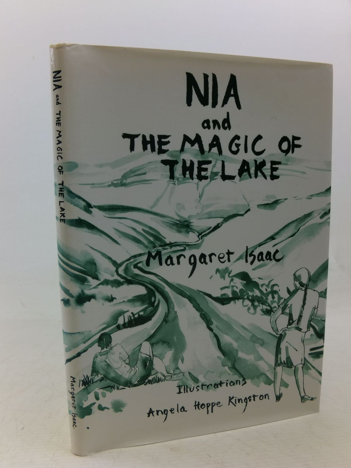 Photo of NIA AND THE MAGIC OF THE LAKE written by Isaac, Margaret illustrated by Kingston, Angela Hoppe published by Apecs Press (STOCK CODE: 2114405)  for sale by Stella & Rose's Books