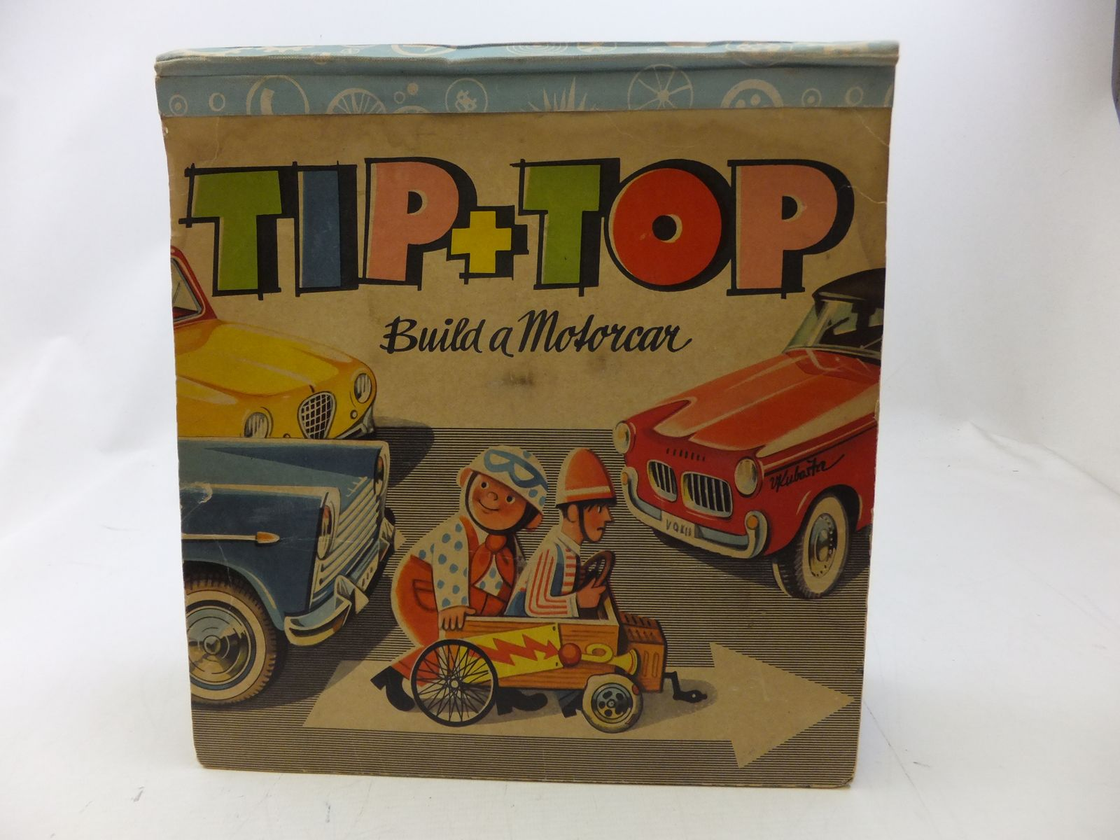 Photo of TIP & TOP BUILD A MOTORCAR- Stock Number: 2114414