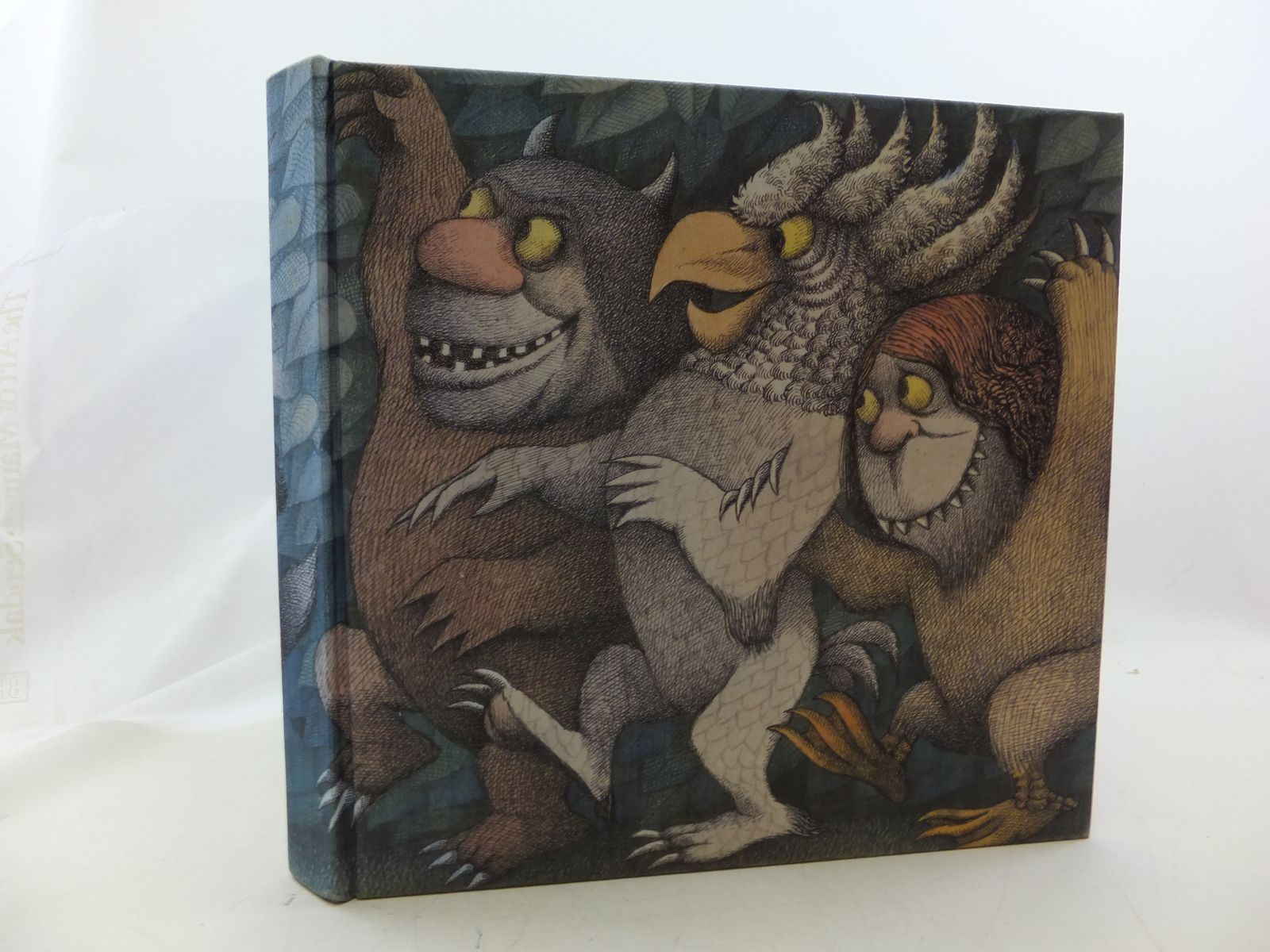 Photo of THE ART OF MAURICE SENDAK written by Lanes, Selma G. illustrated by Sendak, Maurice published by The Bodley Head (STOCK CODE: 2114423)  for sale by Stella & Rose's Books