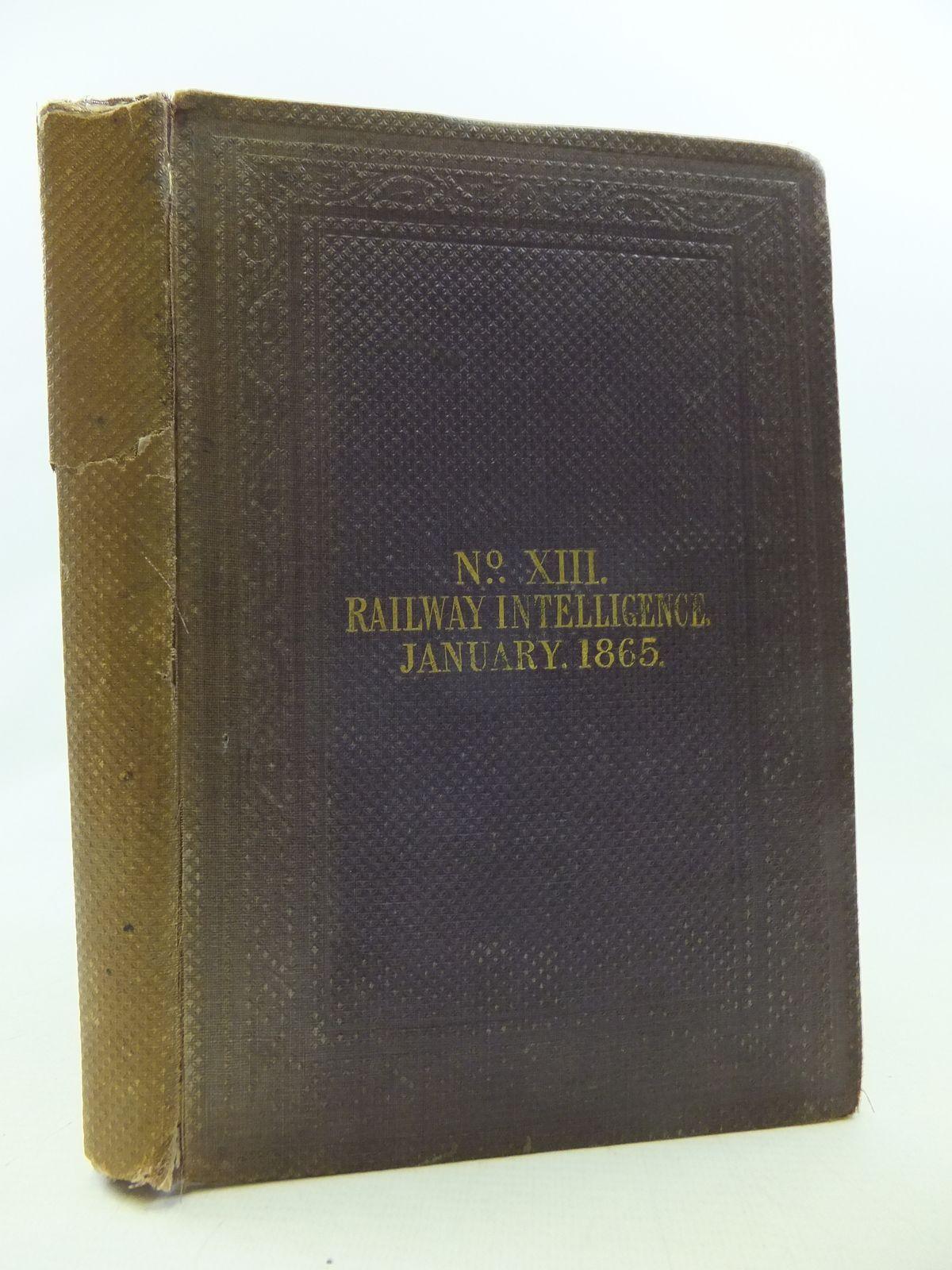 Photo of RAILWAY INTELLIGENCE, JANUARY 1865- Stock Number: 2114426