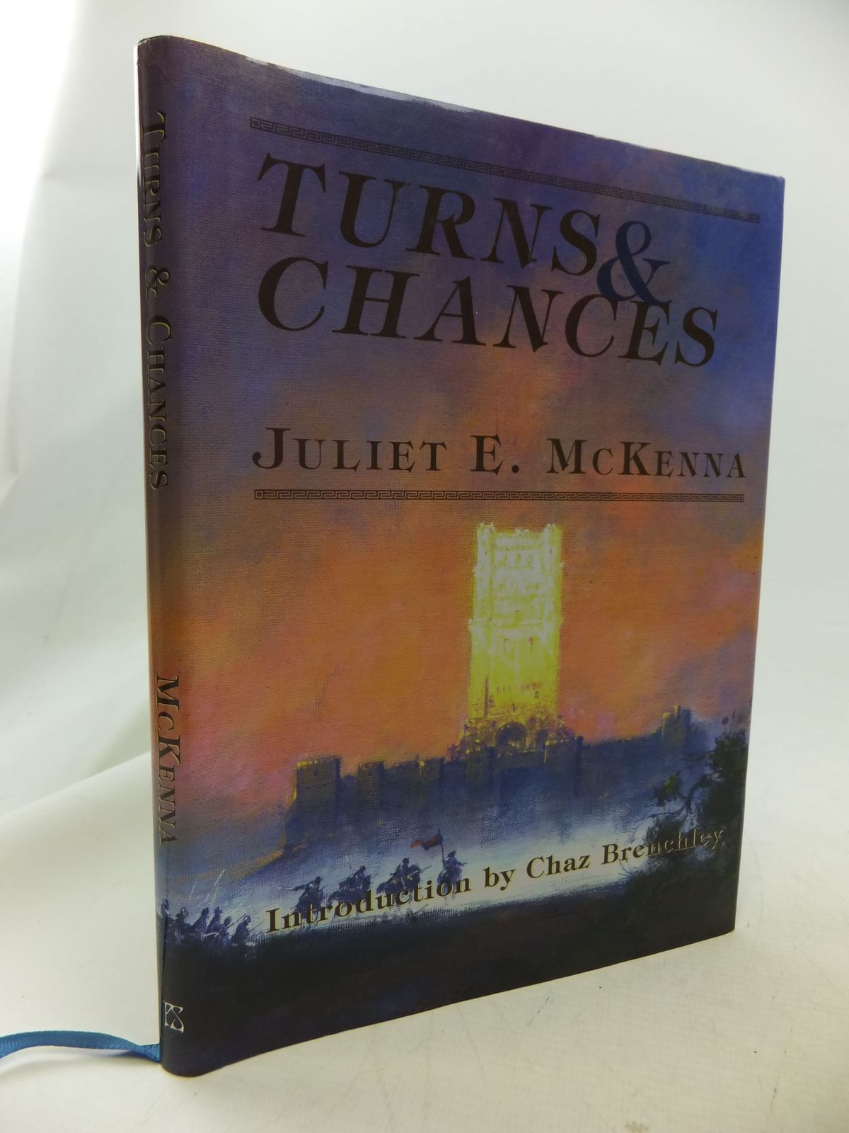 Photo of TURNS &amp; CHANCES written by McKenna, Juliet E.<br />Brenchley, Chaz published by Ps Publishing (STOCK CODE: 2114530)  for sale by Stella & Rose's Books