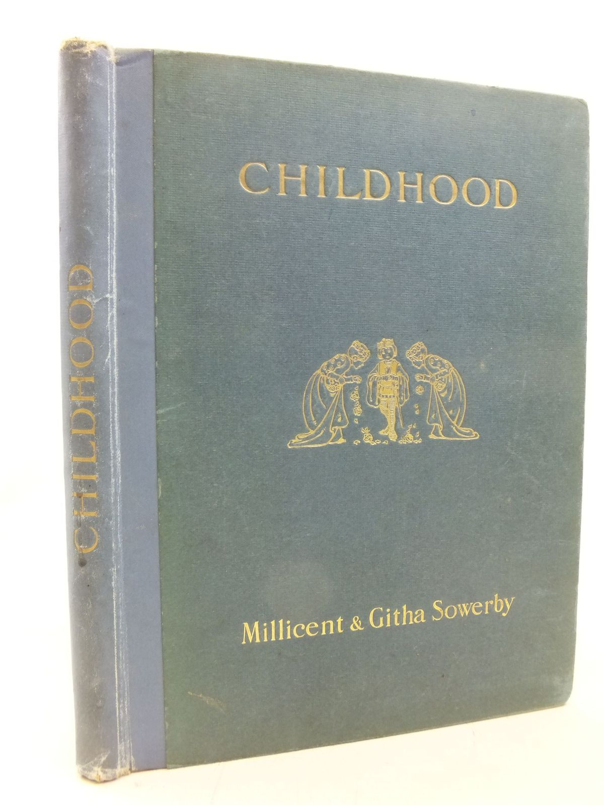 Photo of CHILDHOOD written by Sowerby, Githa illustrated by Sowerby, Millicent published by Chatto & Windus (STOCK CODE: 2114719)  for sale by Stella & Rose's Books