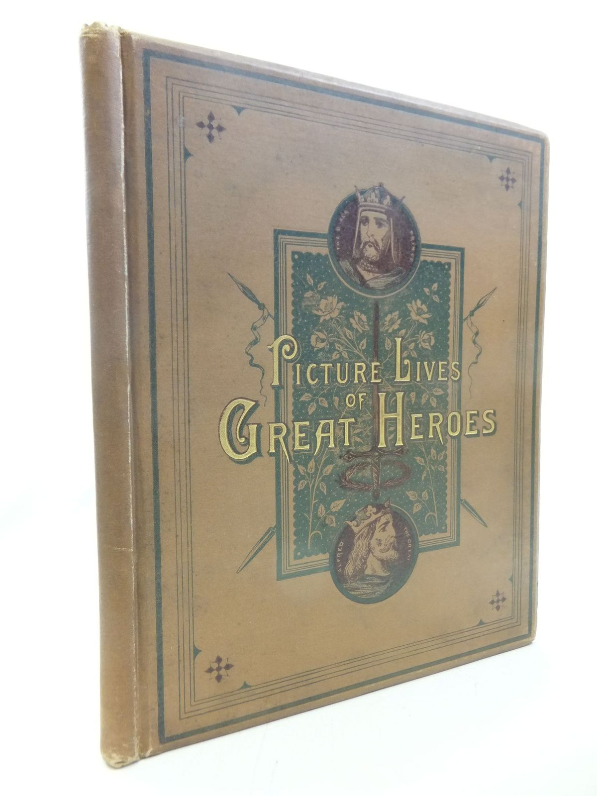 Photo of PICTURE LIVES OF GREAT HEROES published by Thomas Nelson & Sons (STOCK CODE: 2114723)  for sale by Stella & Rose's Books