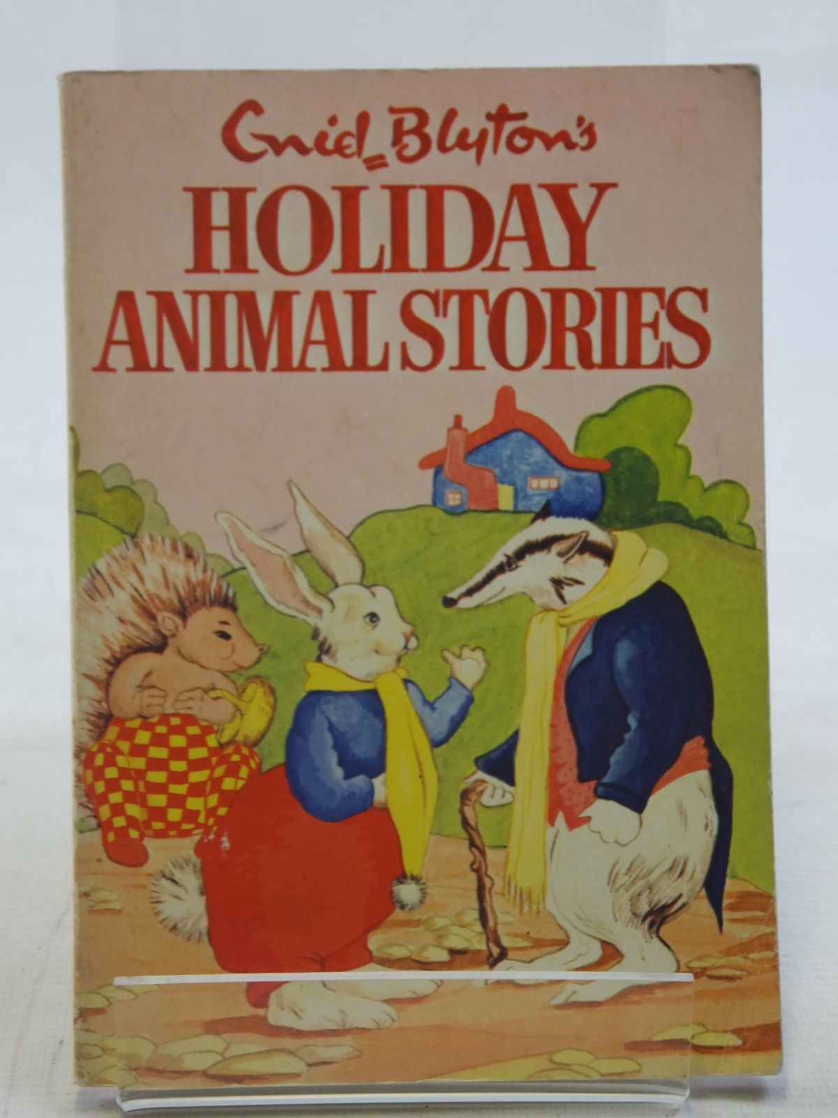 Photo of ENID BLYTON'S HOLIDAY ANIMAL STORIES- Stock Number: 2114862