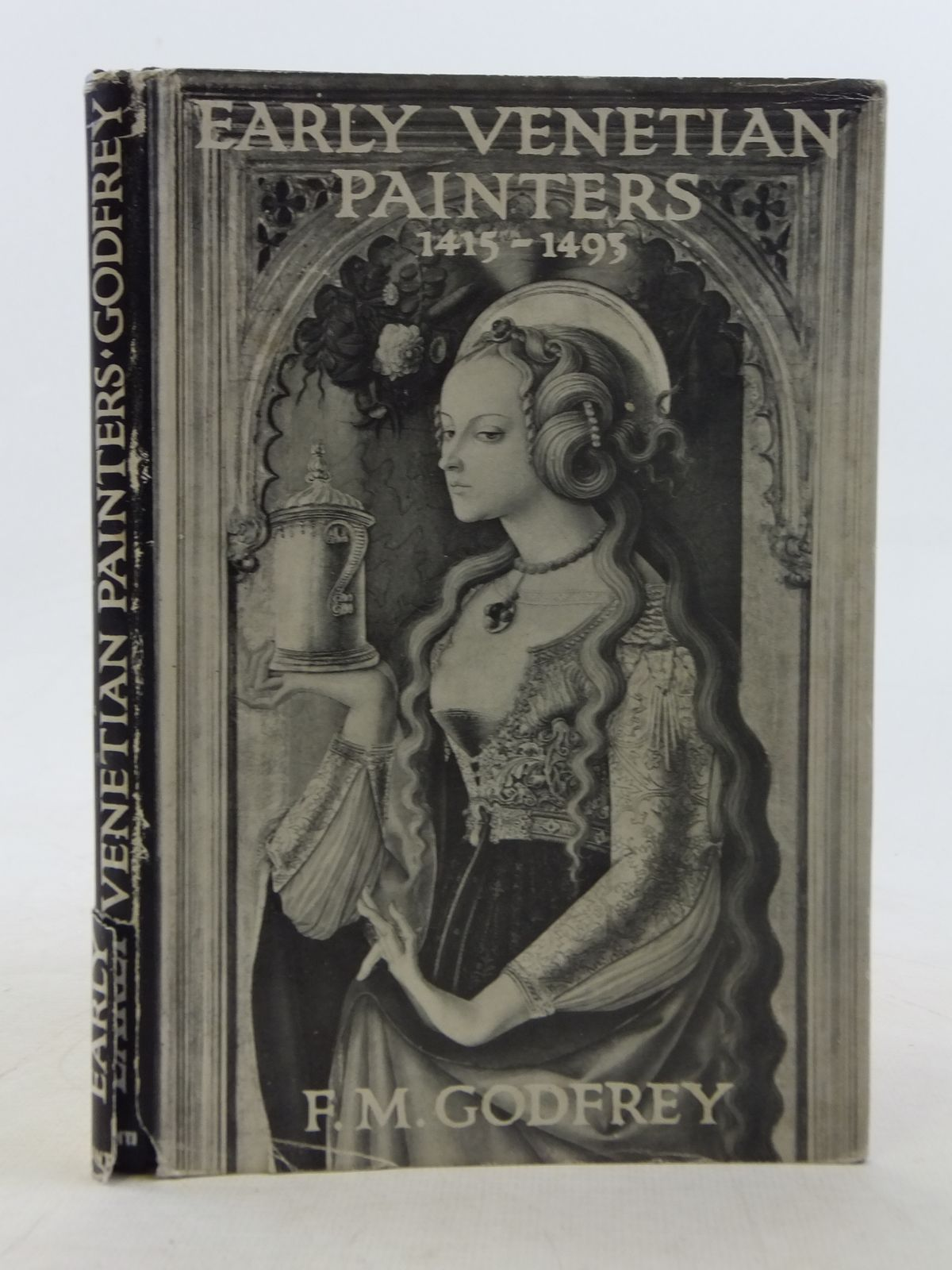 Photo of EARLY VENETIAN PAINTERS 1415-1495 written by Godfrey, F.M. published by Alec Tiranti (STOCK CODE: 2114941)  for sale by Stella & Rose's Books