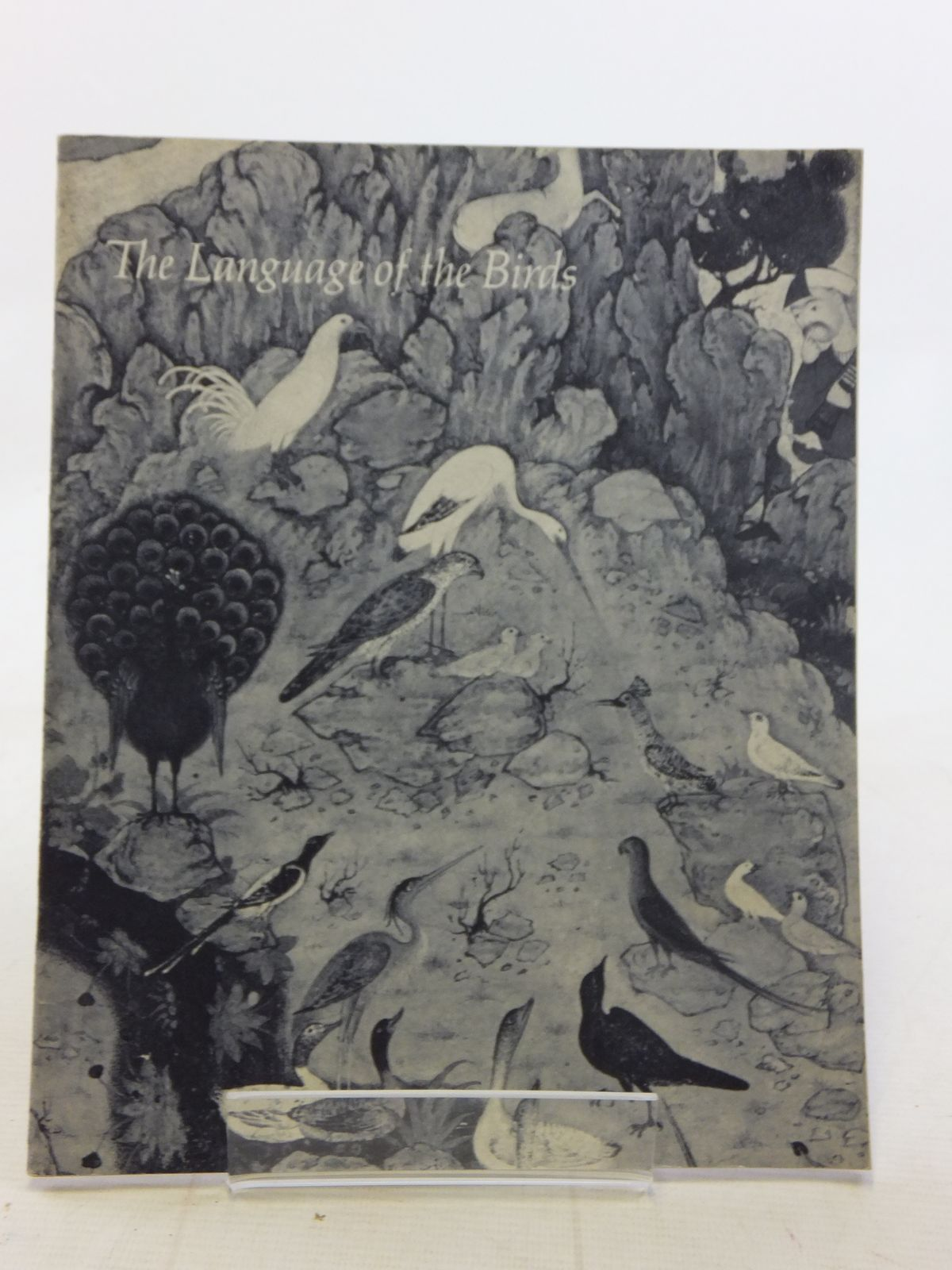 Photo of THE LANGUAGE OF THE BIRDS- Stock Number: 2114965