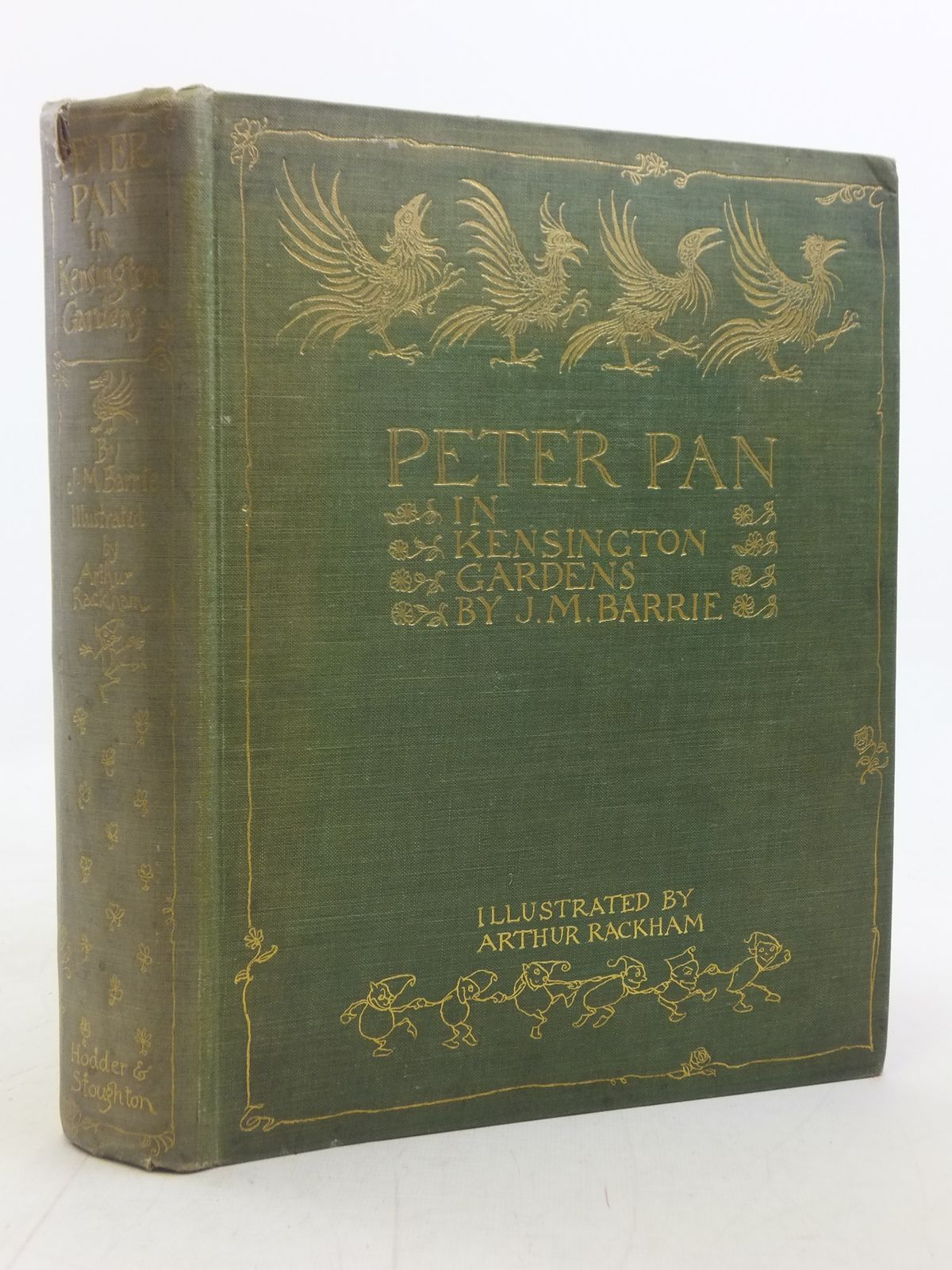 Photo of PETER PAN IN KENSINGTON GARDENS- Stock Number: 2114969