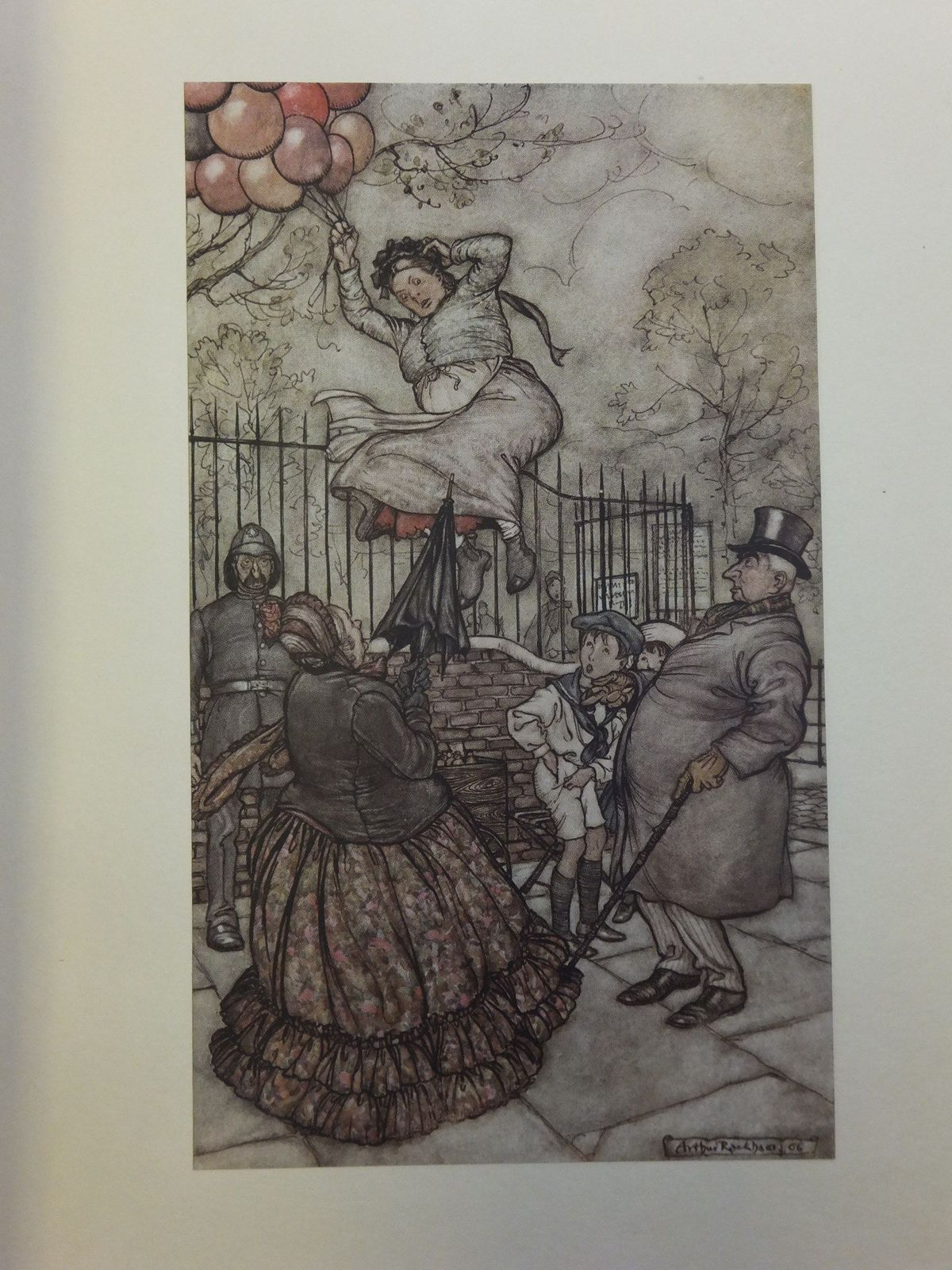 Photo of PETER PAN IN KENSINGTON GARDENS written by Barrie, J.M. illustrated by Rackham, Arthur published by Hodder & Stoughton (STOCK CODE: 2114969)  for sale by Stella & Rose's Books