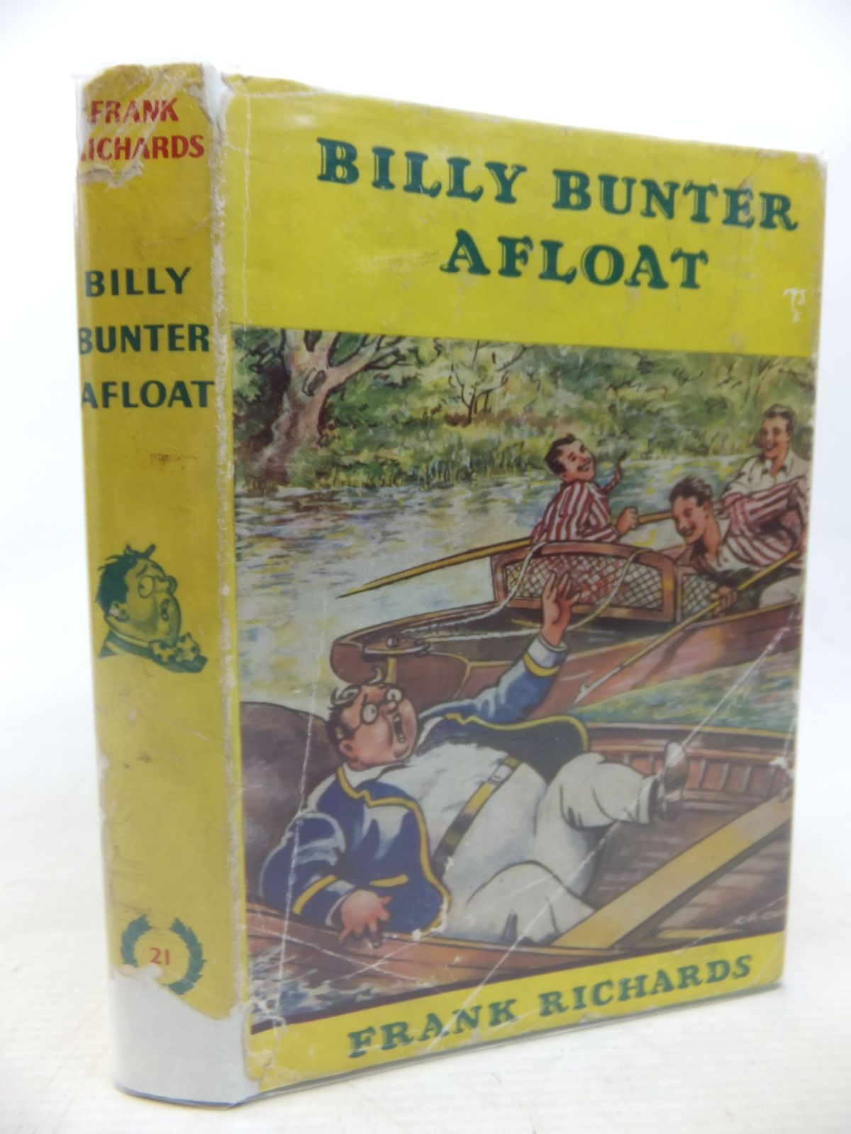Photo of BILLY BUNTER AFLOAT written by Richards, Frank illustrated by Chapman, C.H. published by Cassell & Co. Ltd. (STOCK CODE: 2115142)  for sale by Stella & Rose's Books