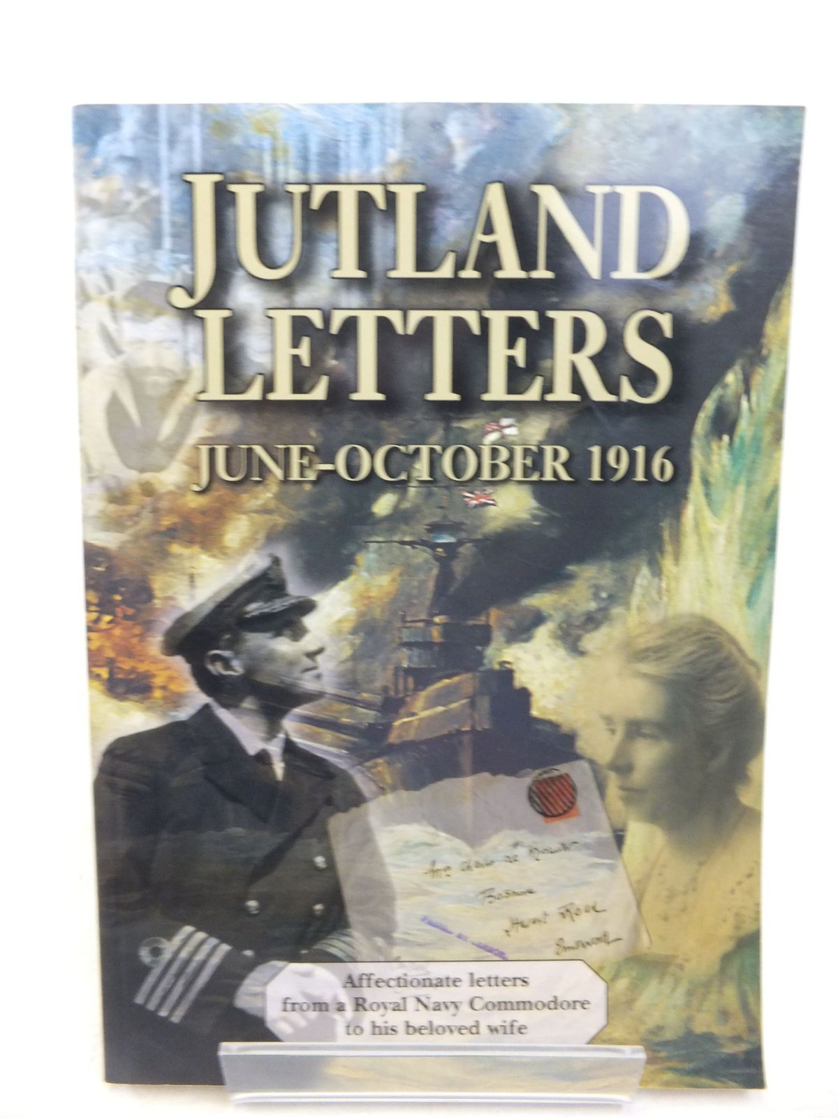 Photo of JUTLAND LETTERS JUNE-OCTOBER 1916 written by Bachrach, Harriet