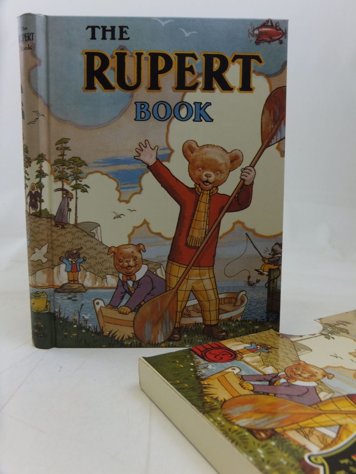 Photo of RUPERT ANNUAL 1941 (FACSIMILE) - THE RUPERT BOOK- Stock Number: 2115433