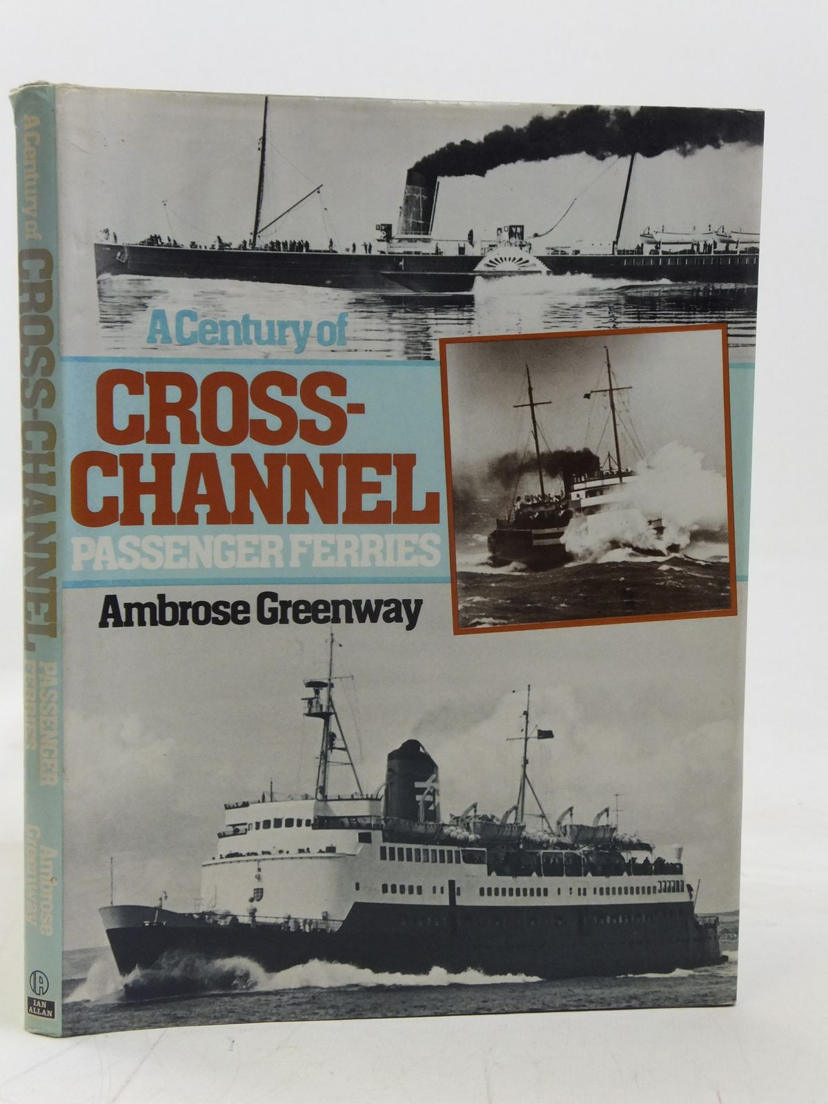 Photo of A CENTURY OF CROSS-CHANNEL PASSENGER FERRIES- Stock Number: 2115470