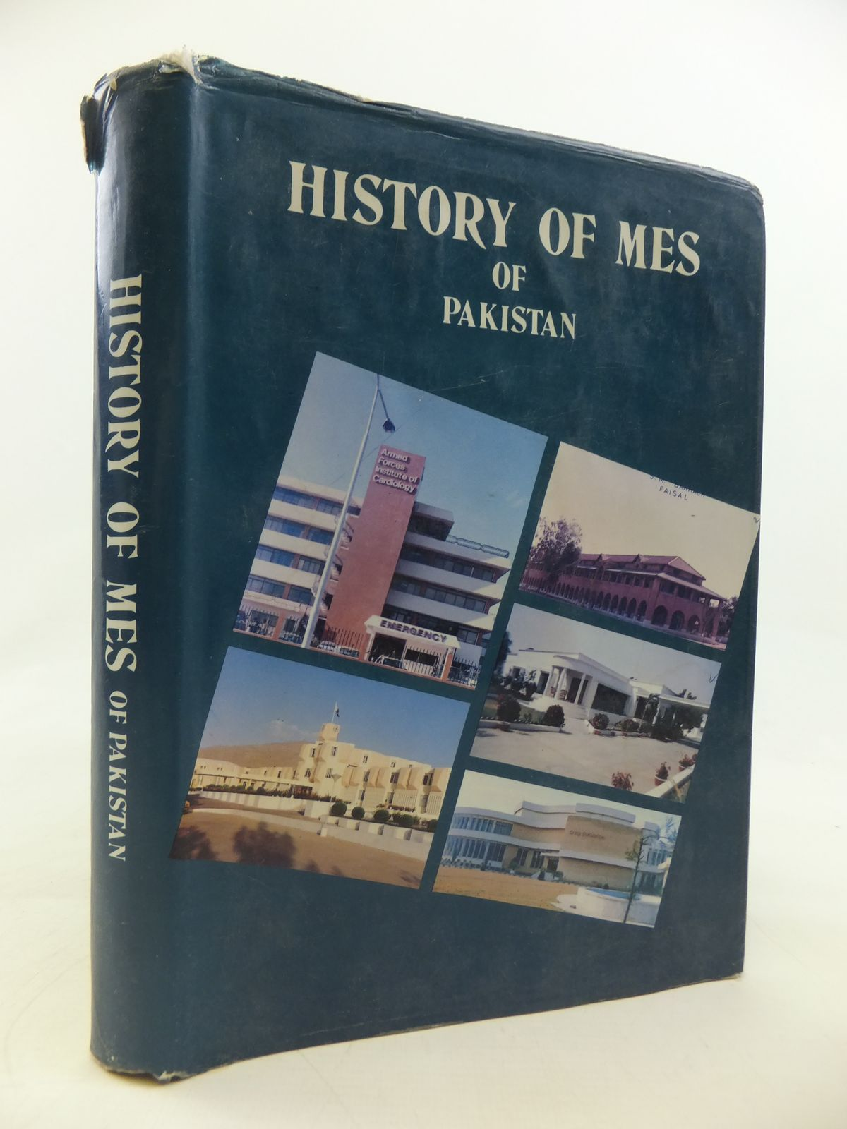 Photo of HISTORY OF MES OF PAKISTAN written by Shah, Qurban H. (STOCK CODE: 2115565)  for sale by Stella & Rose's Books