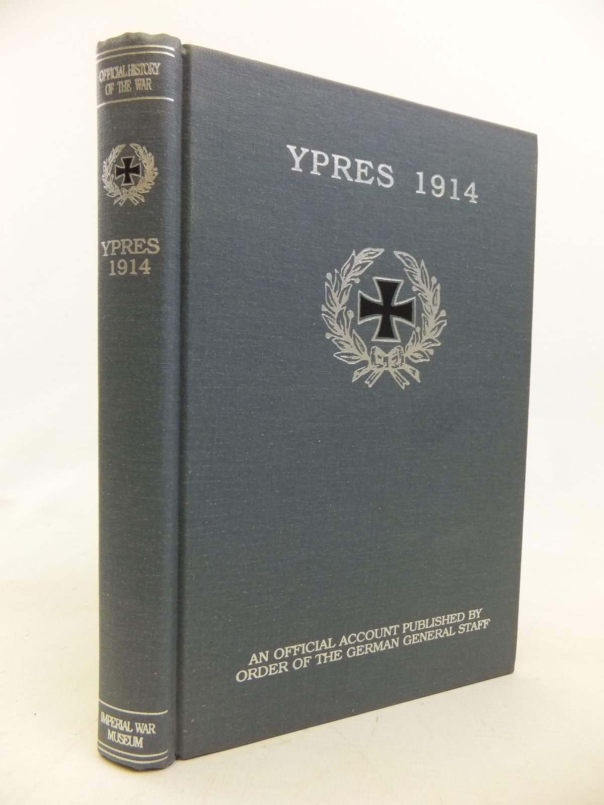 Photo of YPRES 1914 published by The Battery Press (STOCK CODE: 2115715)  for sale by Stella & Rose's Books