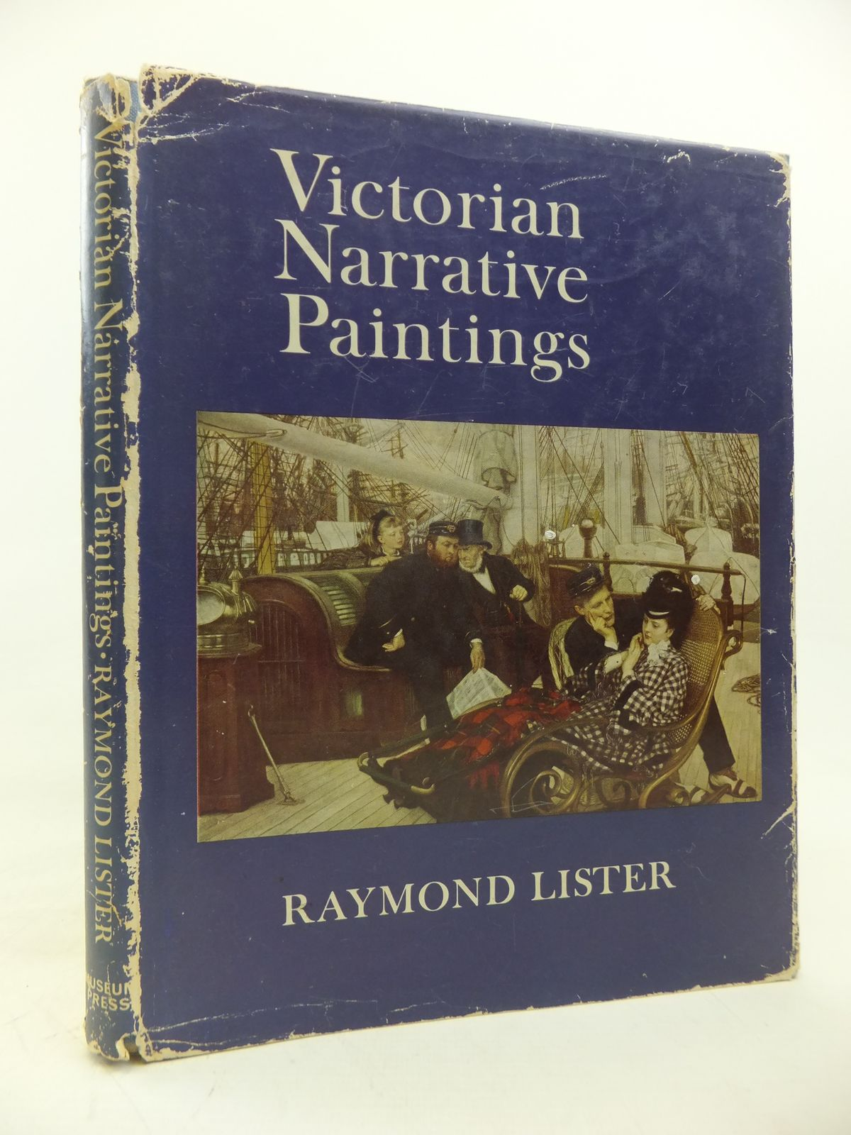 Photo of VICTORIAN NARRATIVE PAINTINGS- Stock Number: 2115811