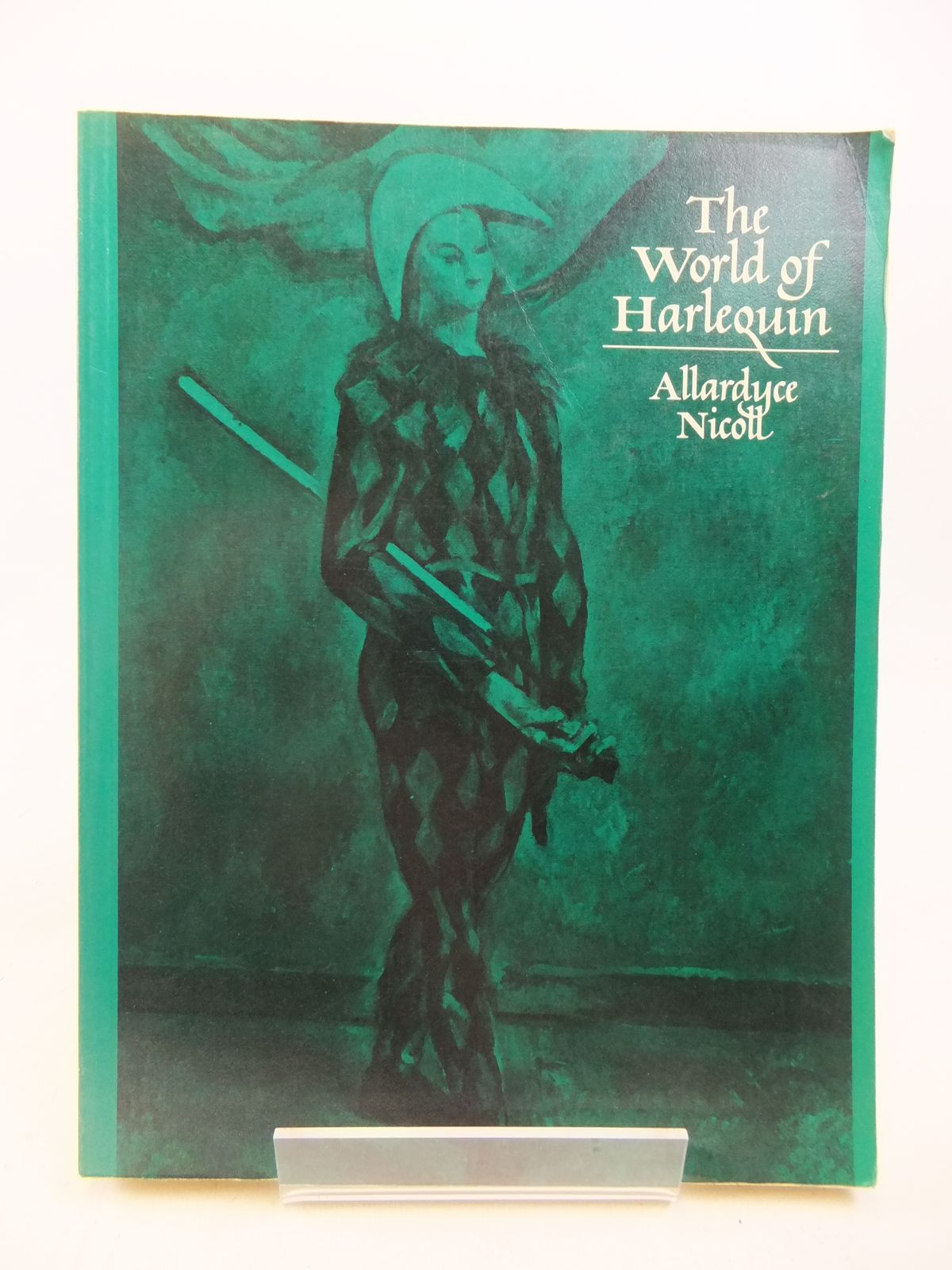 Photo of THE WORLD OF HARLEQUIN written by Nicoll, Allardyce published by Cambridge University Press (STOCK CODE: 2115825)  for sale by Stella & Rose's Books