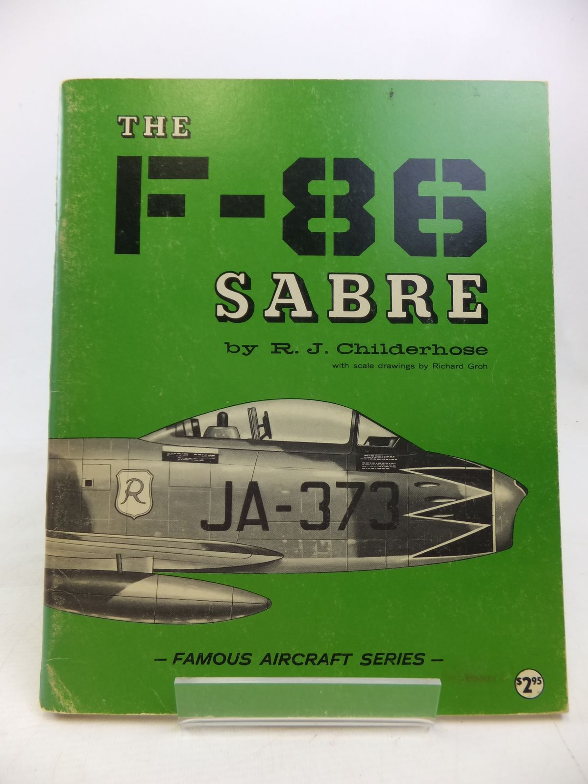 Photo of THE F-86 SABRE- Stock Number: 2115905