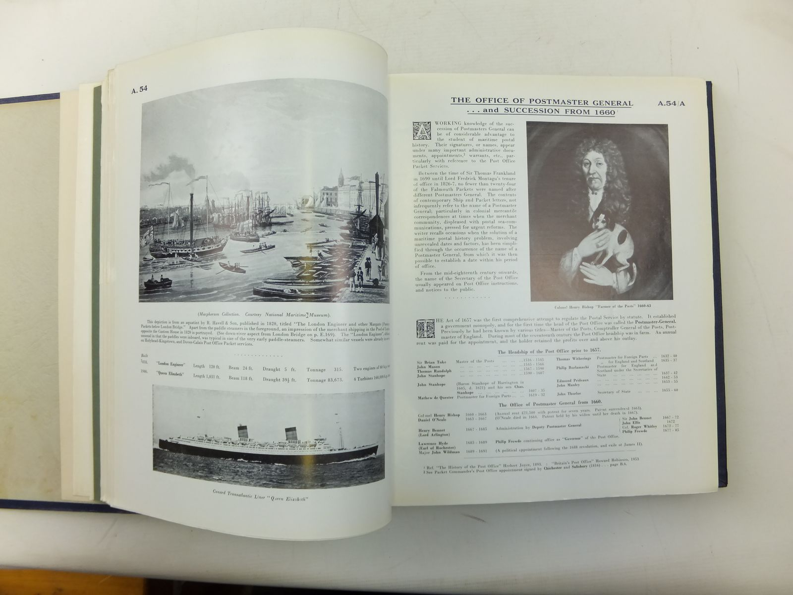 Photo of A HISTORY OF THE SHIP LETTERS OF THE BRITISH ISLES (3 VOLUMES) written by Robertson, Alan W. published by Pardy & Son Ltd. (STOCK CODE: 2115920)  for sale by Stella & Rose's Books