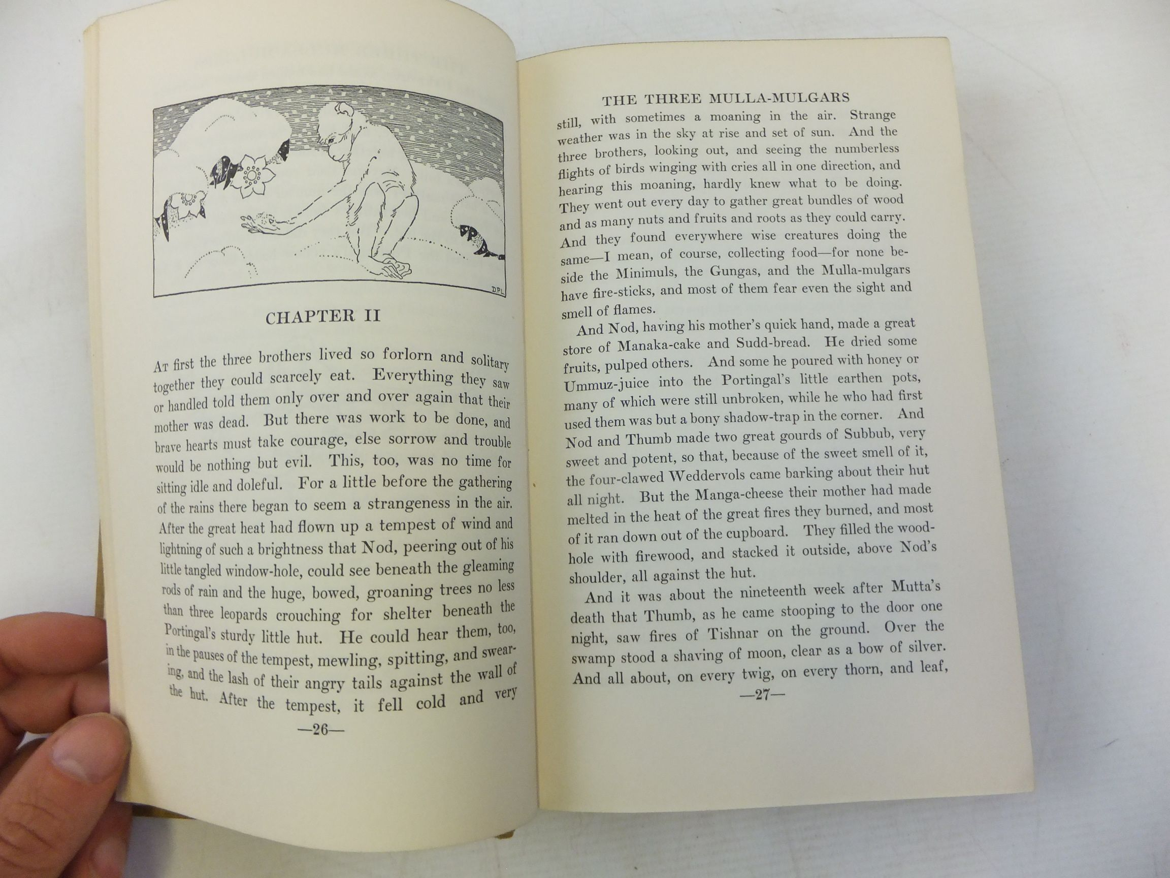 Photo of THE THREE MULLA-MULGARS written by De La Mare, Walter illustrated by Lathrop, Dorothy P. published by Alfred A. Knopf, Inc. (STOCK CODE: 2116027)  for sale by Stella & Rose's Books