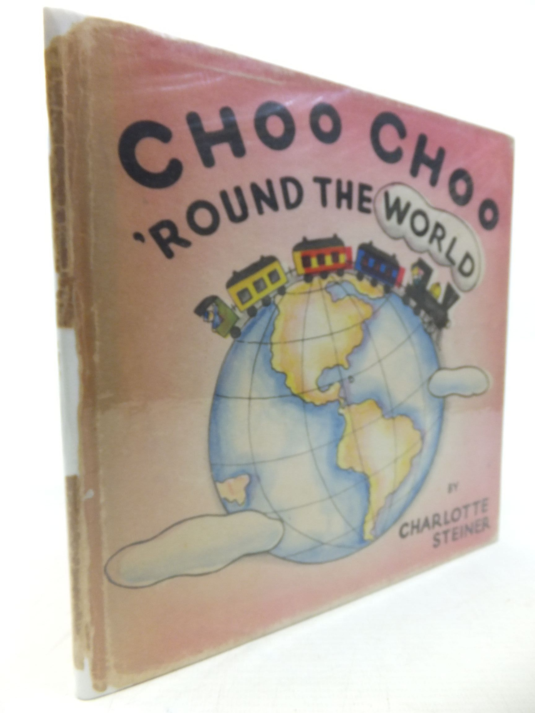 Photo of CHOO CHOO 'ROUND THE WORLD- Stock Number: 2116049