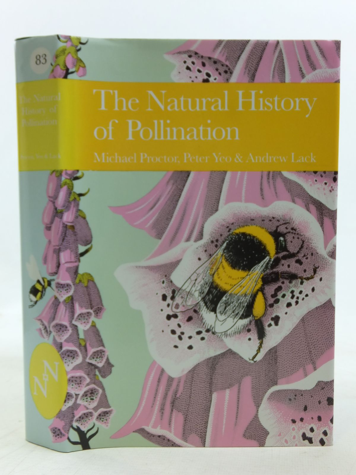 Photo of THE NATURAL HISTORY OF POLLINATION (NN 83) written by Proctor, Michael Yeo, Peter Lack, Andrew published by Harper Collins (STOCK CODE: 2116220)  for sale by Stella & Rose's Books